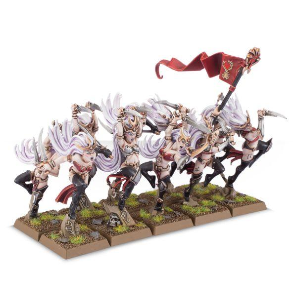 Dark Elves, Witches