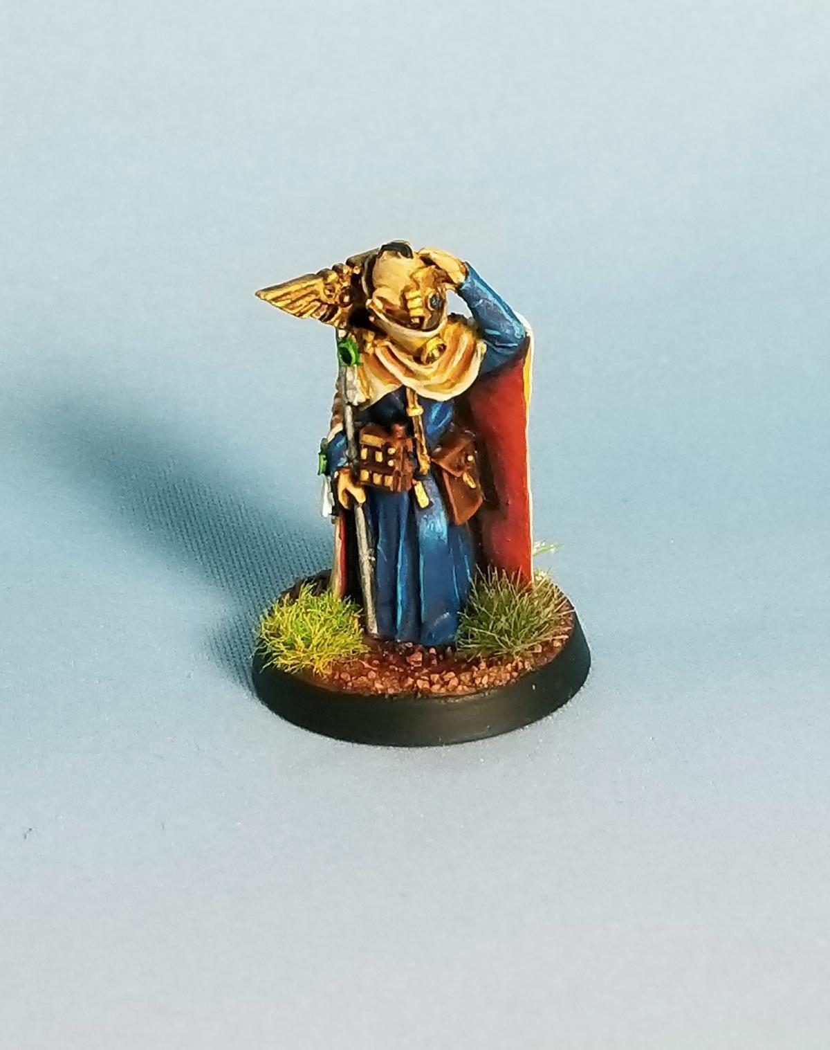 Inquisition, Psyker, Warhammer 40,000