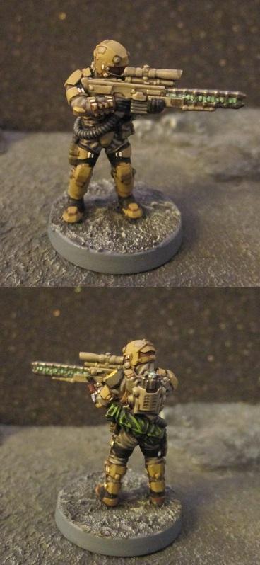 Commando, Infantry, Republic, Snipers