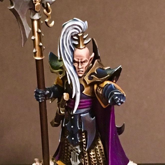 Aelves, Age Of Sigmar, Dark Elves, Druchii