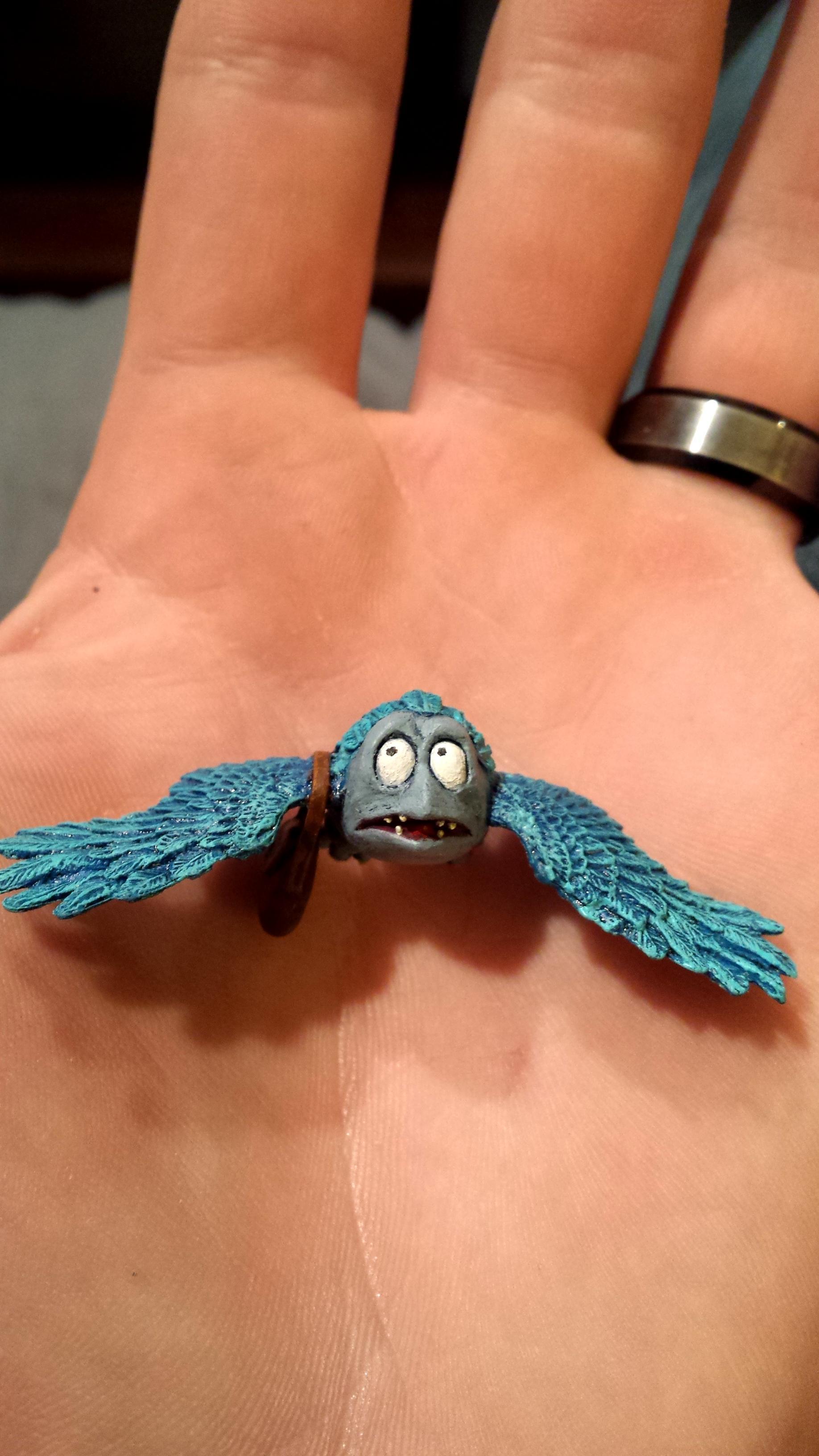 Flying, Orks, Squigs