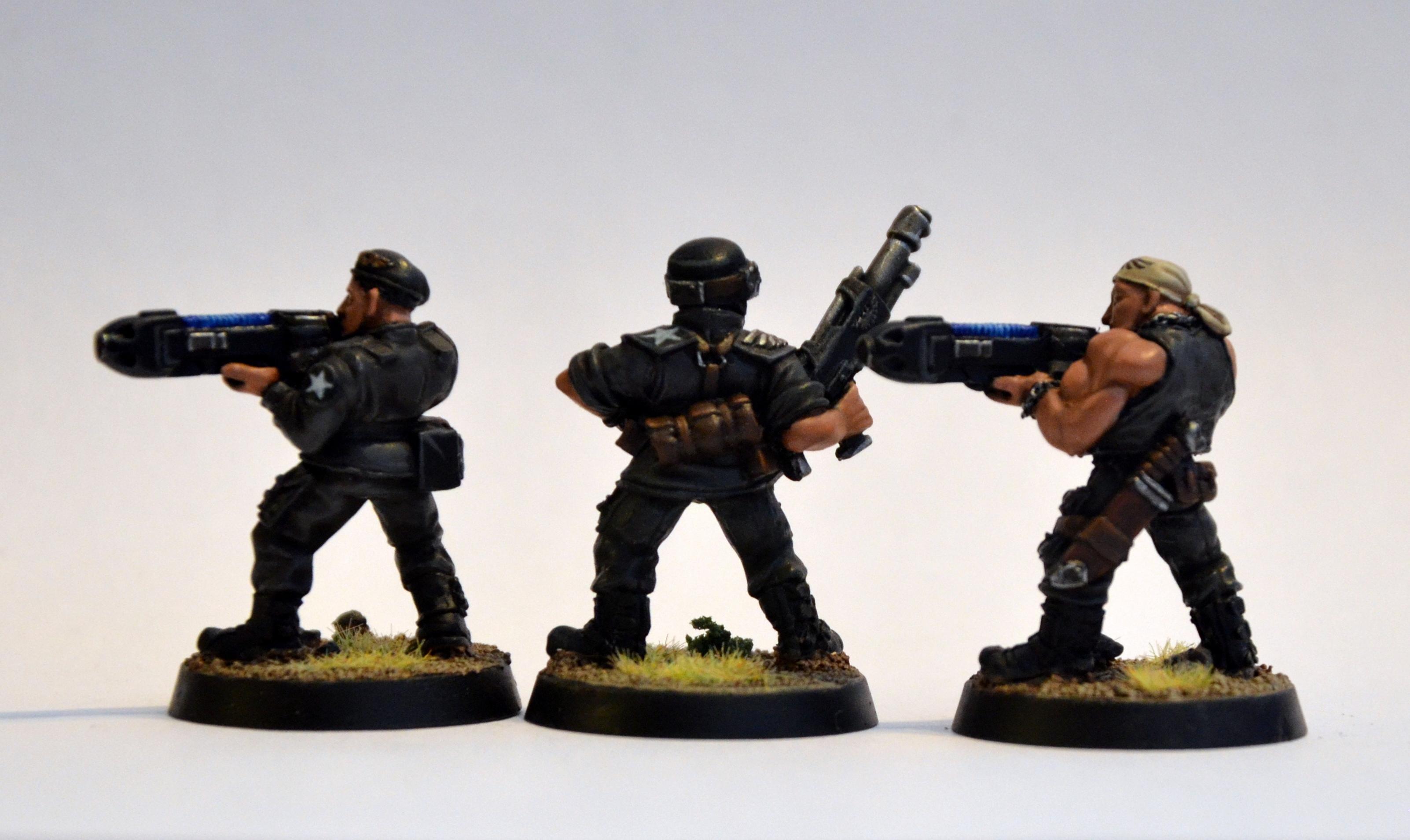 Astra Militarum, Cadians, Imperial Guard, Warhammer 40,000