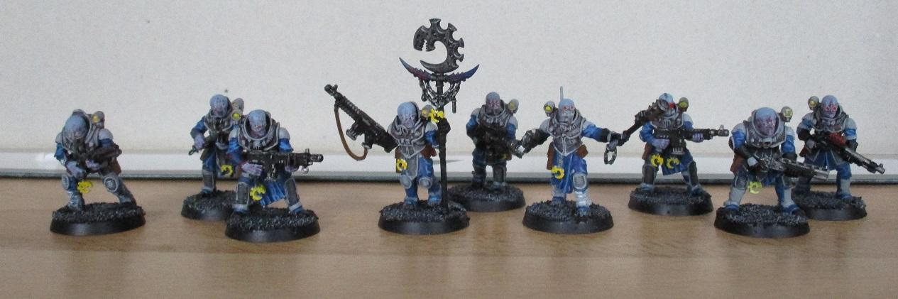 Games Workshop, Genstealer Cult, Warhammer 40,000