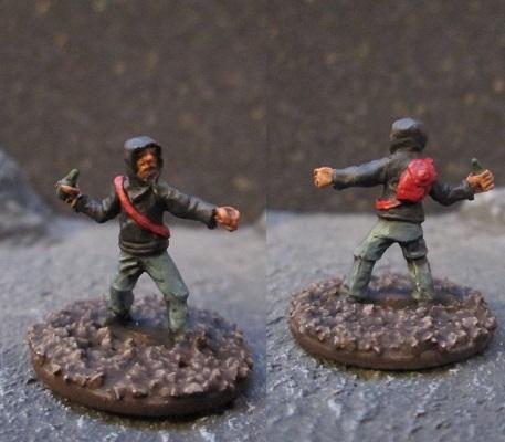 Grenadier, Rebel Minis Rioter