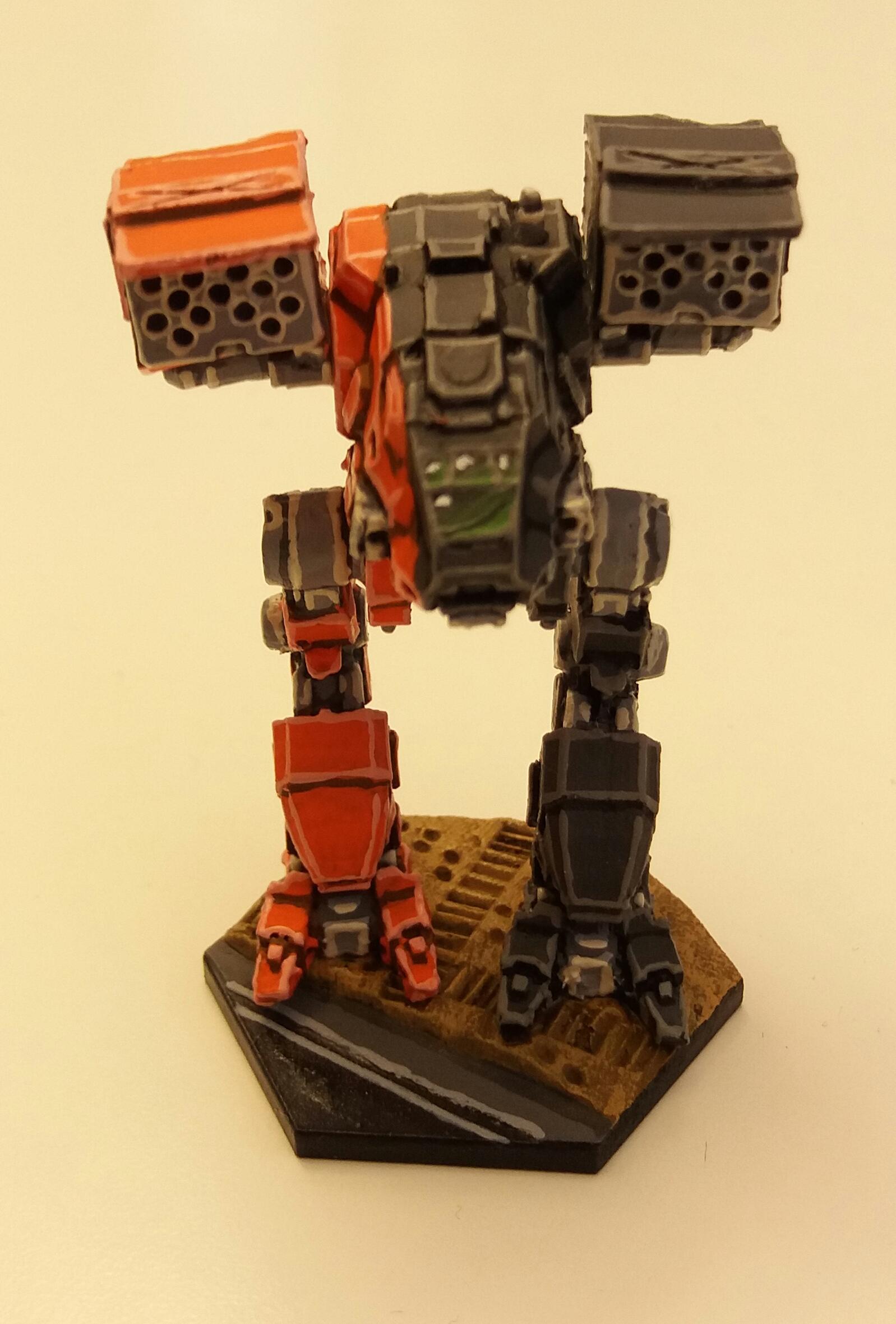 Battlemech, Battletech, Catapult, Heavy, Mech, Mechwarrior