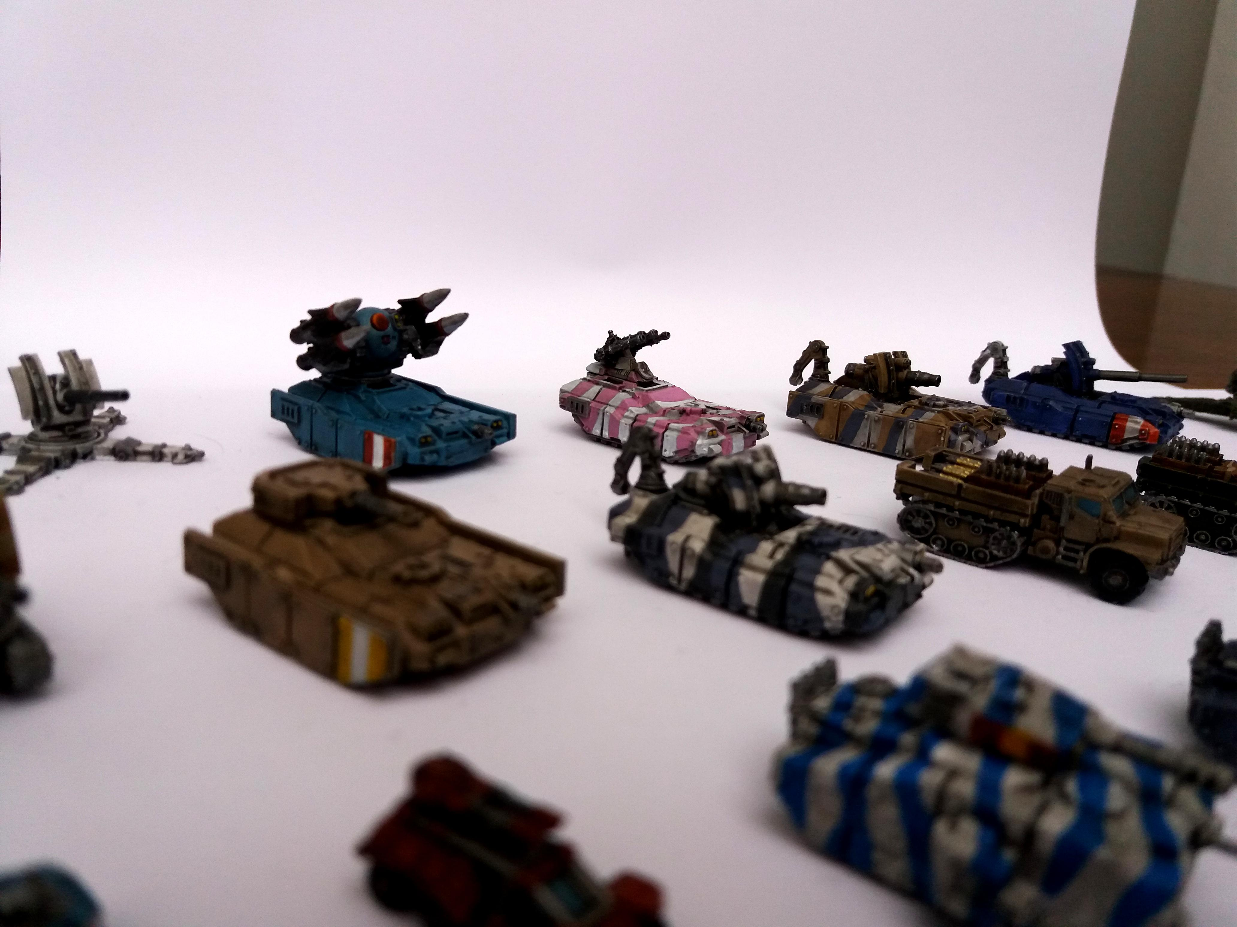 Epic, Tank, Vanguard, Vanguard 6mm