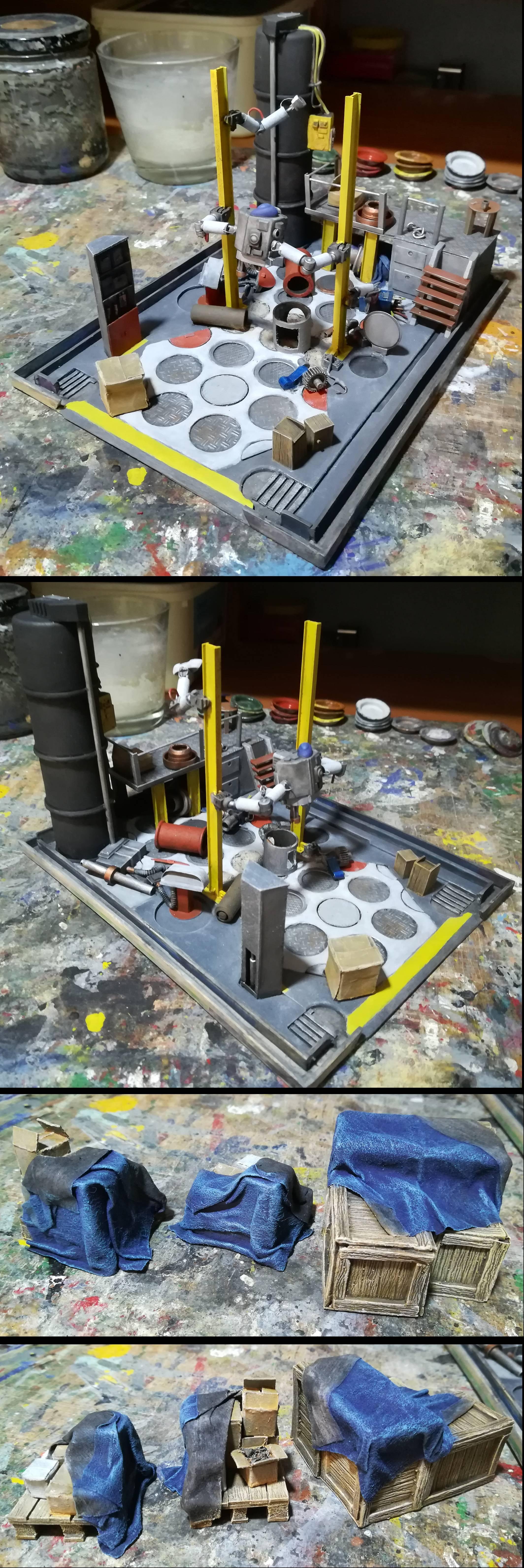 Infinity workshop pip 3