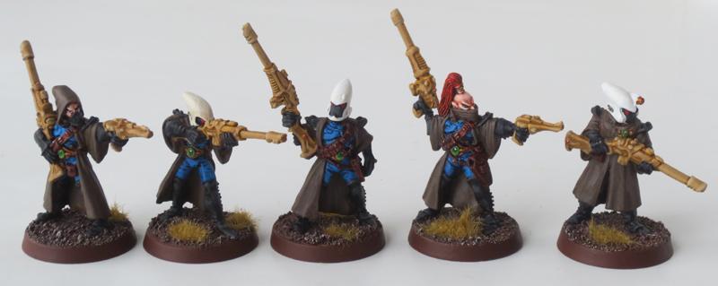 Craftworld, Eldar, Rogue Trader