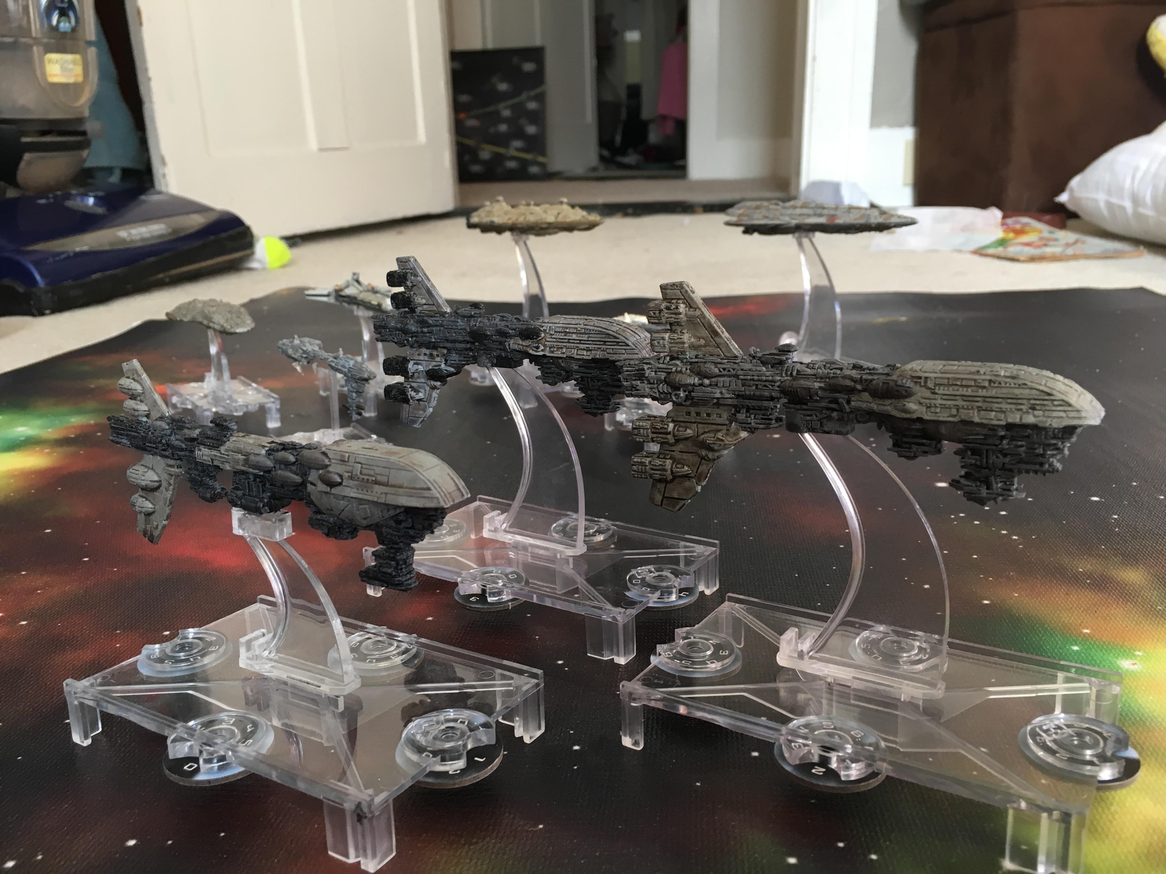 Assault Frigates
