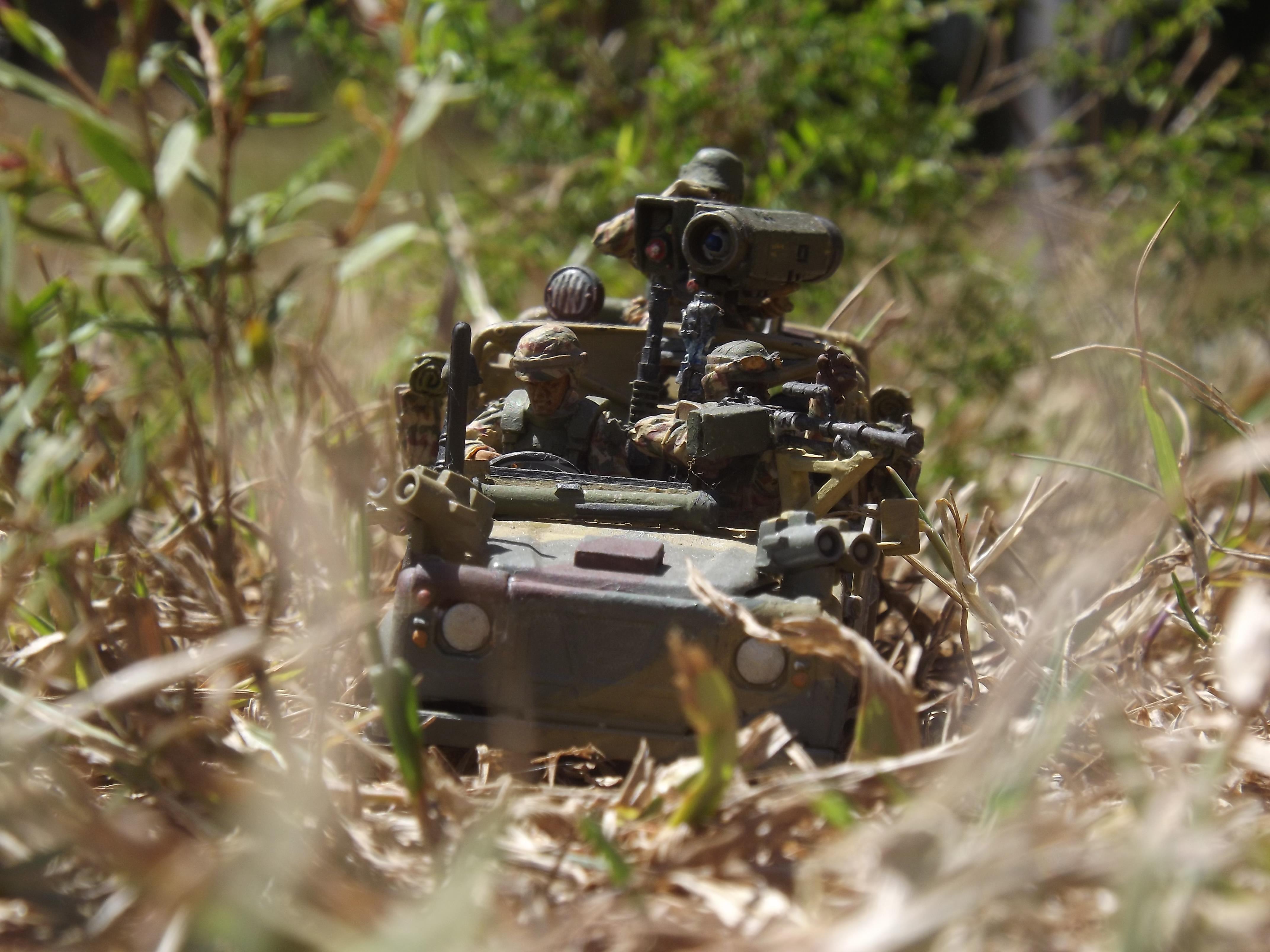 Arcadians, Cars, Defender, Gpmg, Guardsmen, Imperial Guard, Landrover, Missile Launcher, Recon, Victoria Miniatures, Wmik