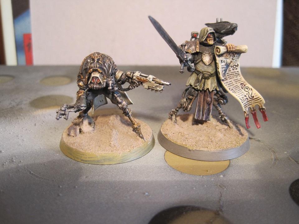 Henchmen, Inquisition, Kitbash