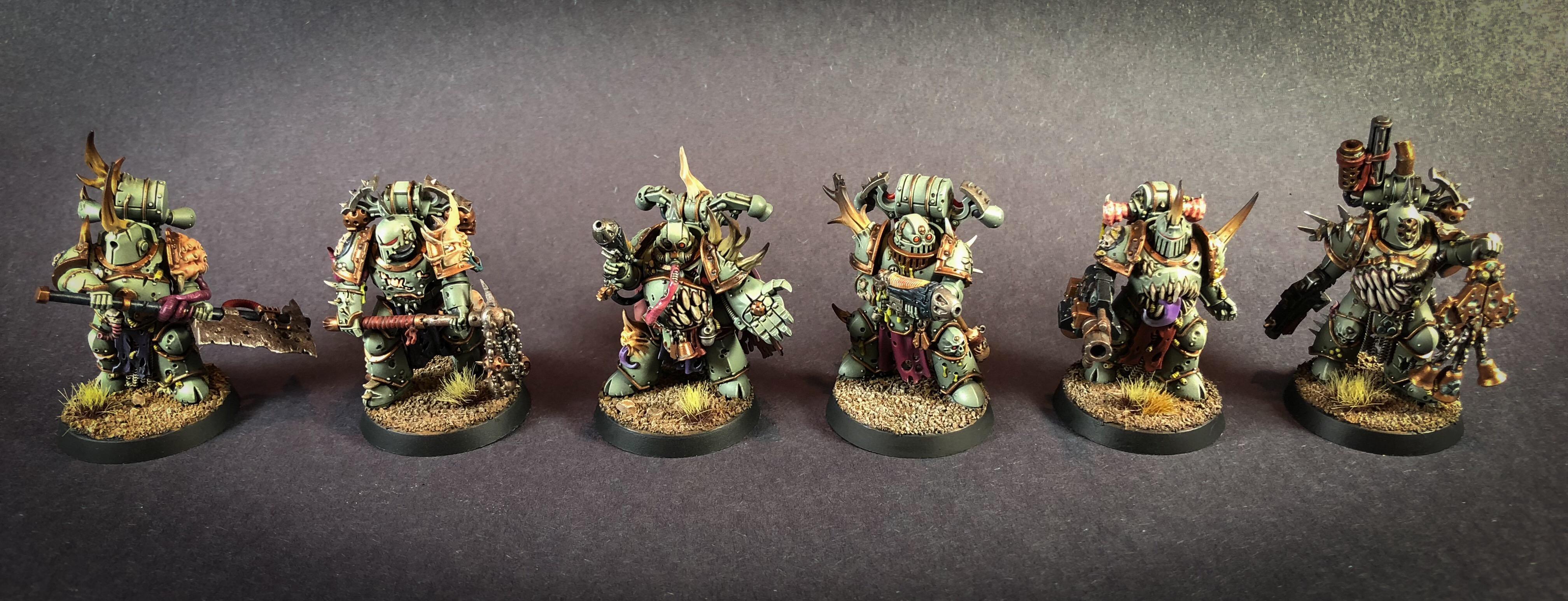 Death Guard, Nurgle