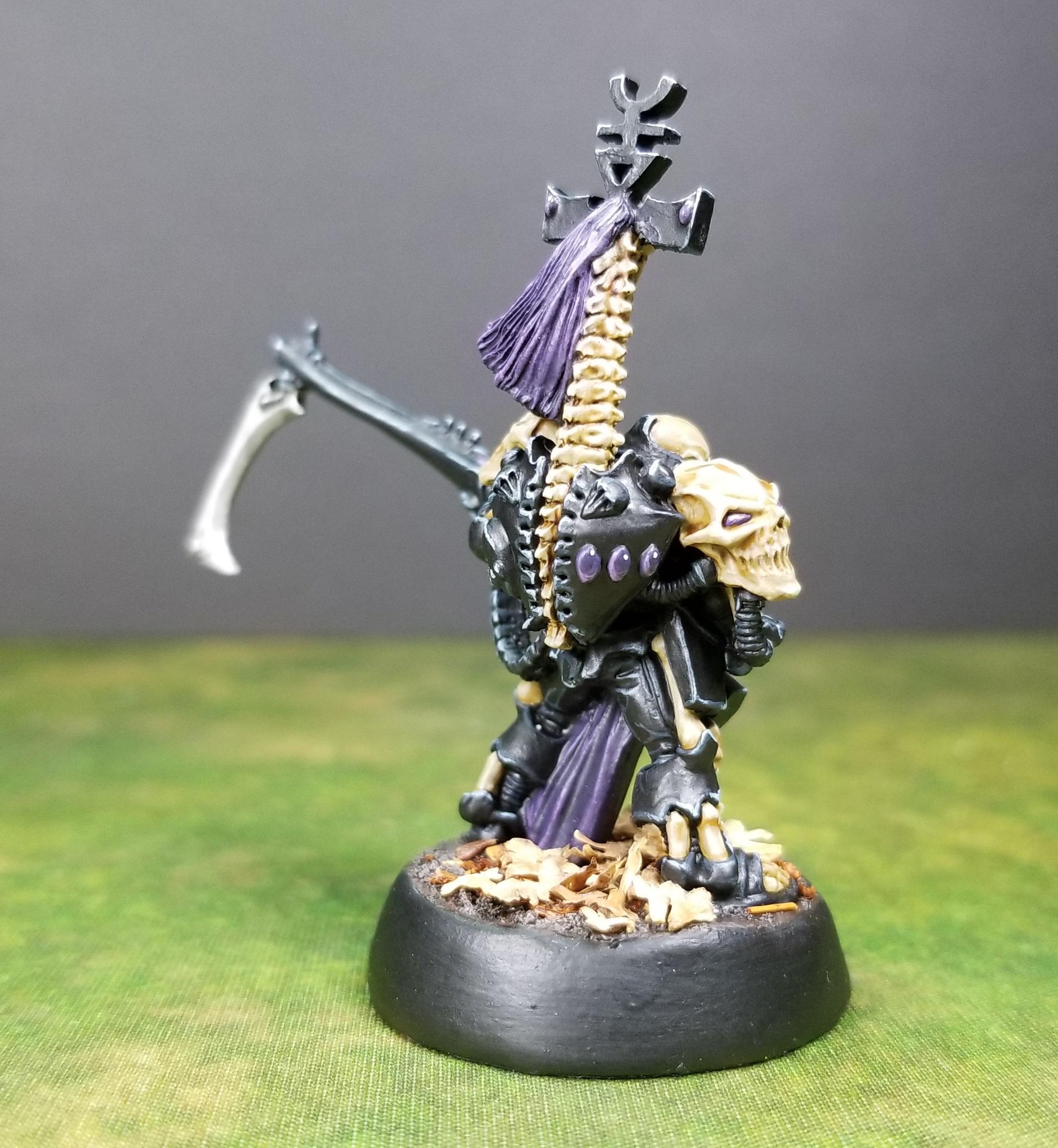 Aeldari, Eldar, Maugan Ra, Phoenix Lord