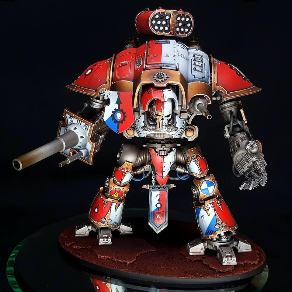Imperial Knight, Mechanicus, Warhammer 40,000