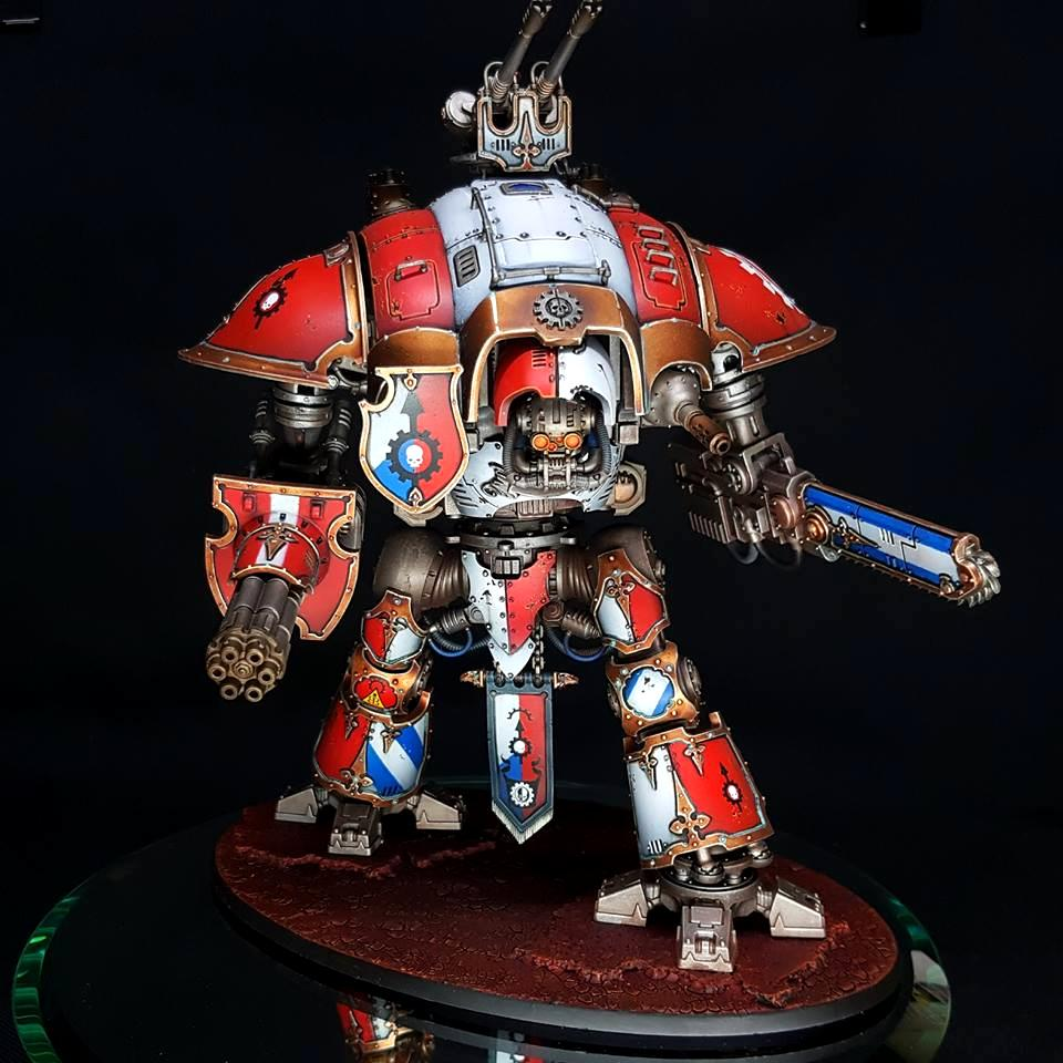 Imperial Knight, Mechanicus, Warhammer 40,000