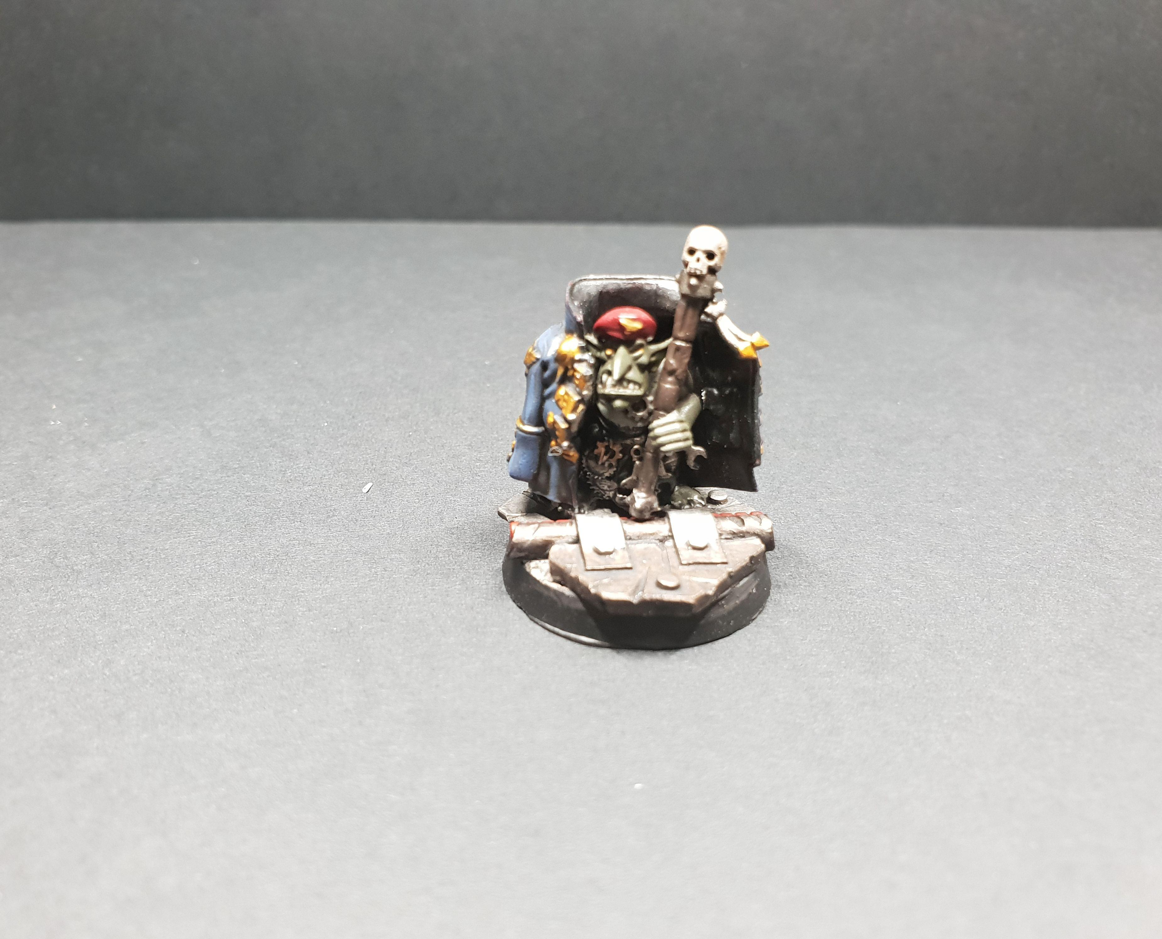 Coat, Gretchin, Guard Abuse, Humor, Kill Team, Kitbash, Orks