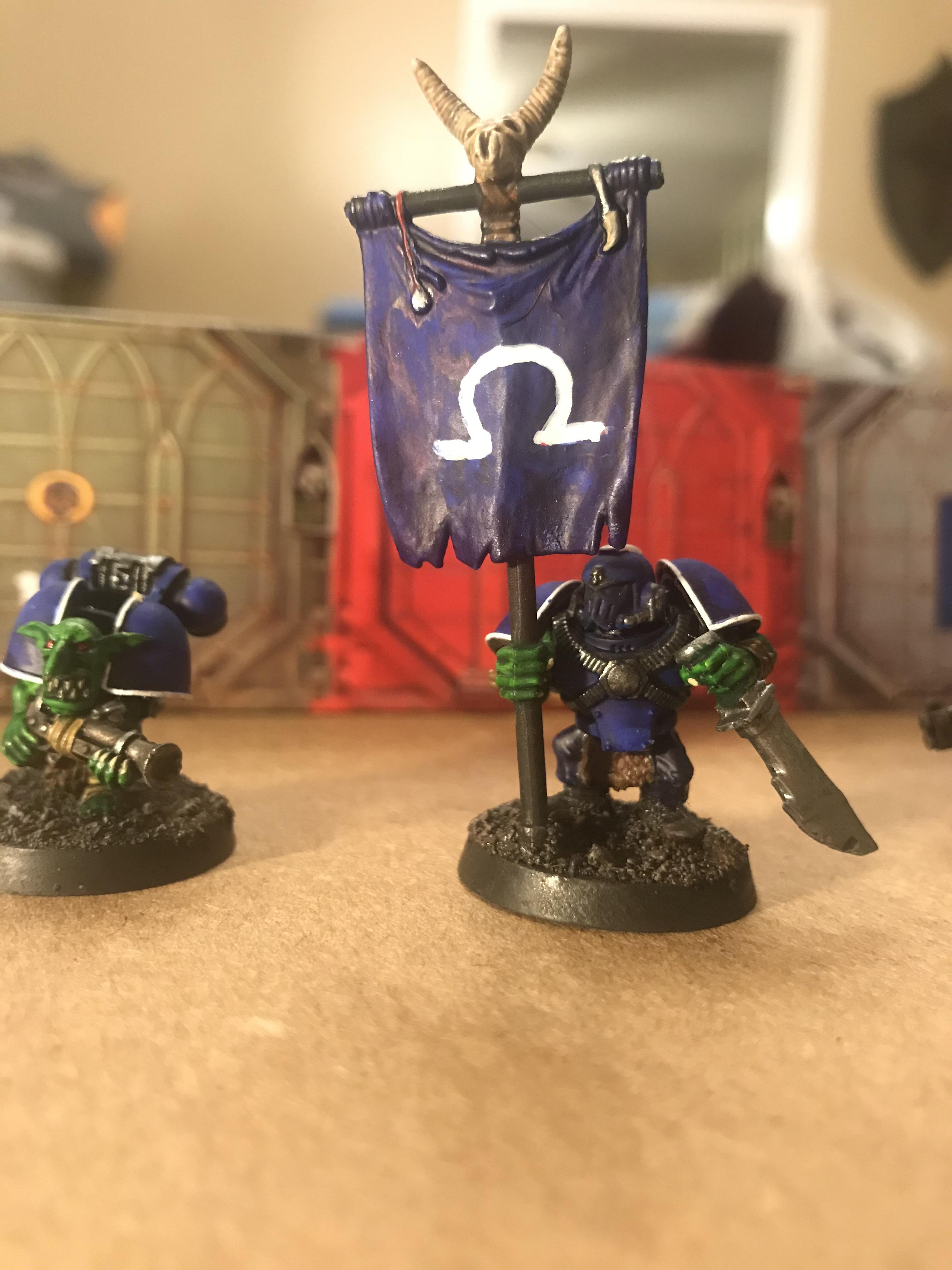 Conversion, Grots, Kommando, Orks