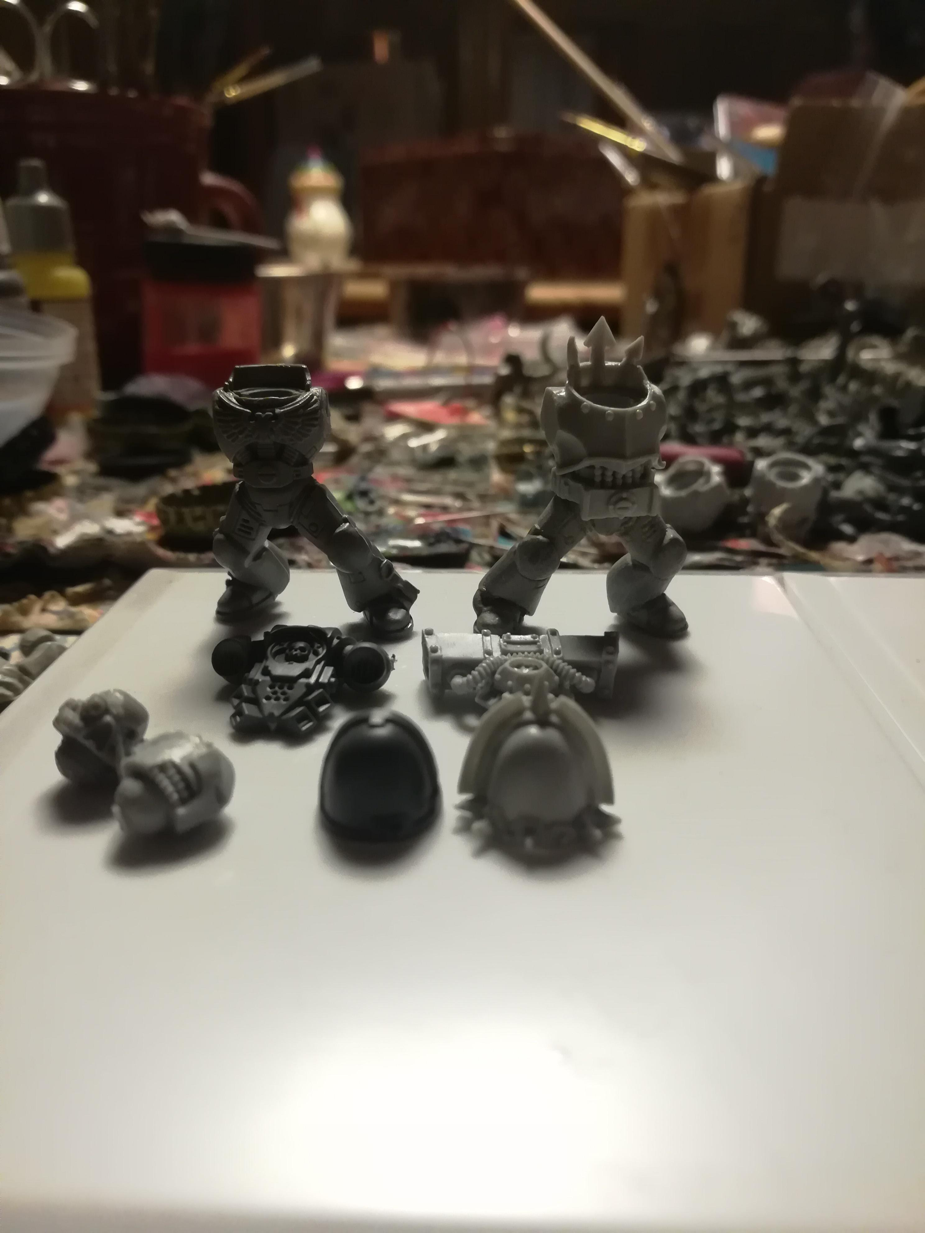 Space Marines, Third Party, Wargame Exclusive