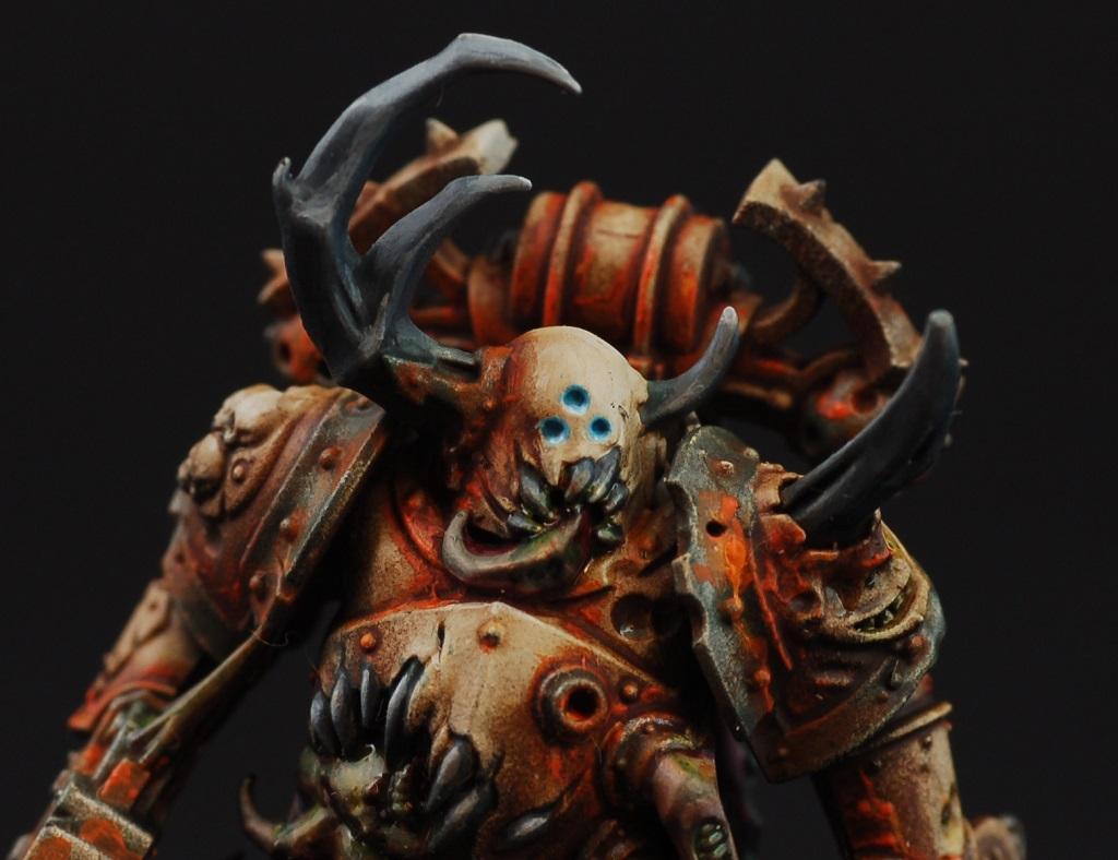Death Guard, Plague Marines