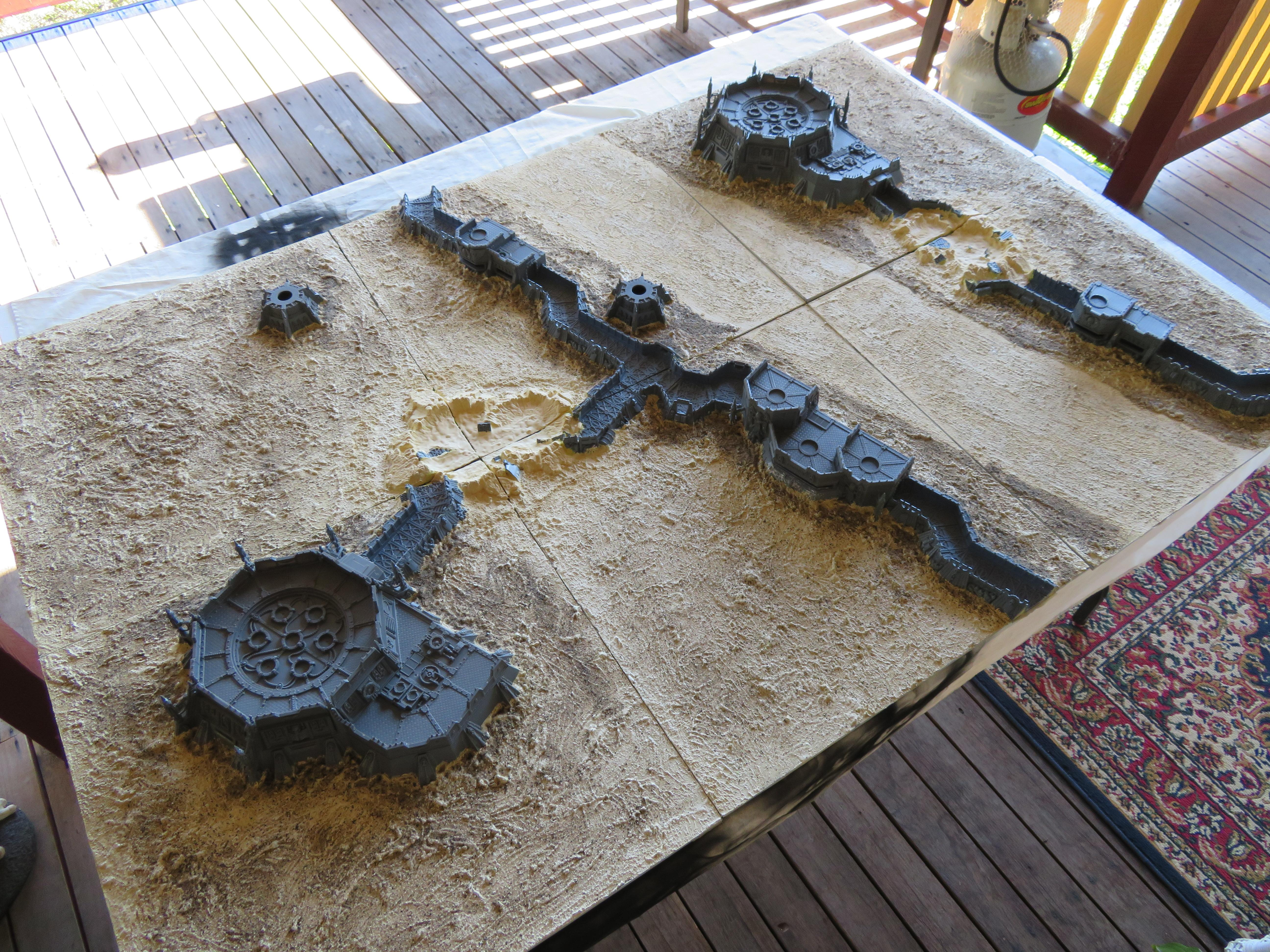 Game Table, Terrain, Gaming Table