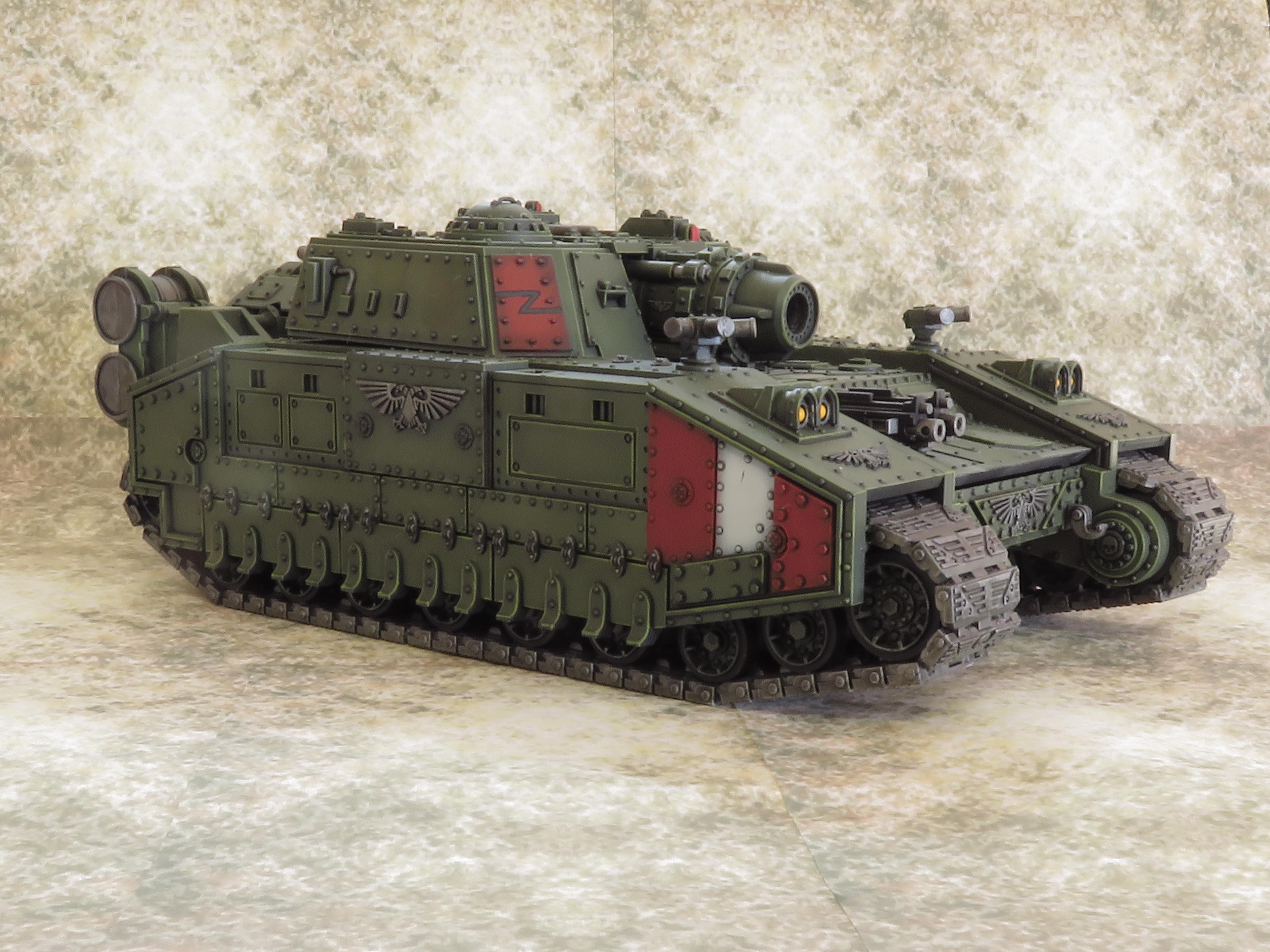 Baneblade, Imperial Guard, Tank
