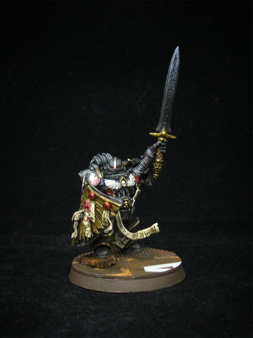 Black Templars, Emperor%27s Champion, Emperor's Champion, Space Marines