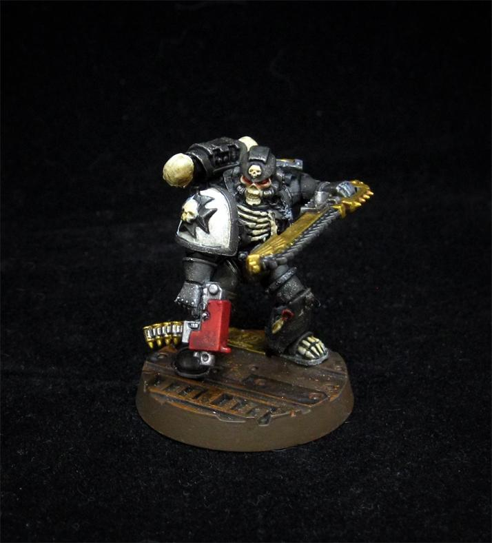 Black Templars, Lieutenant, Space Marines, Teeth Of Terra