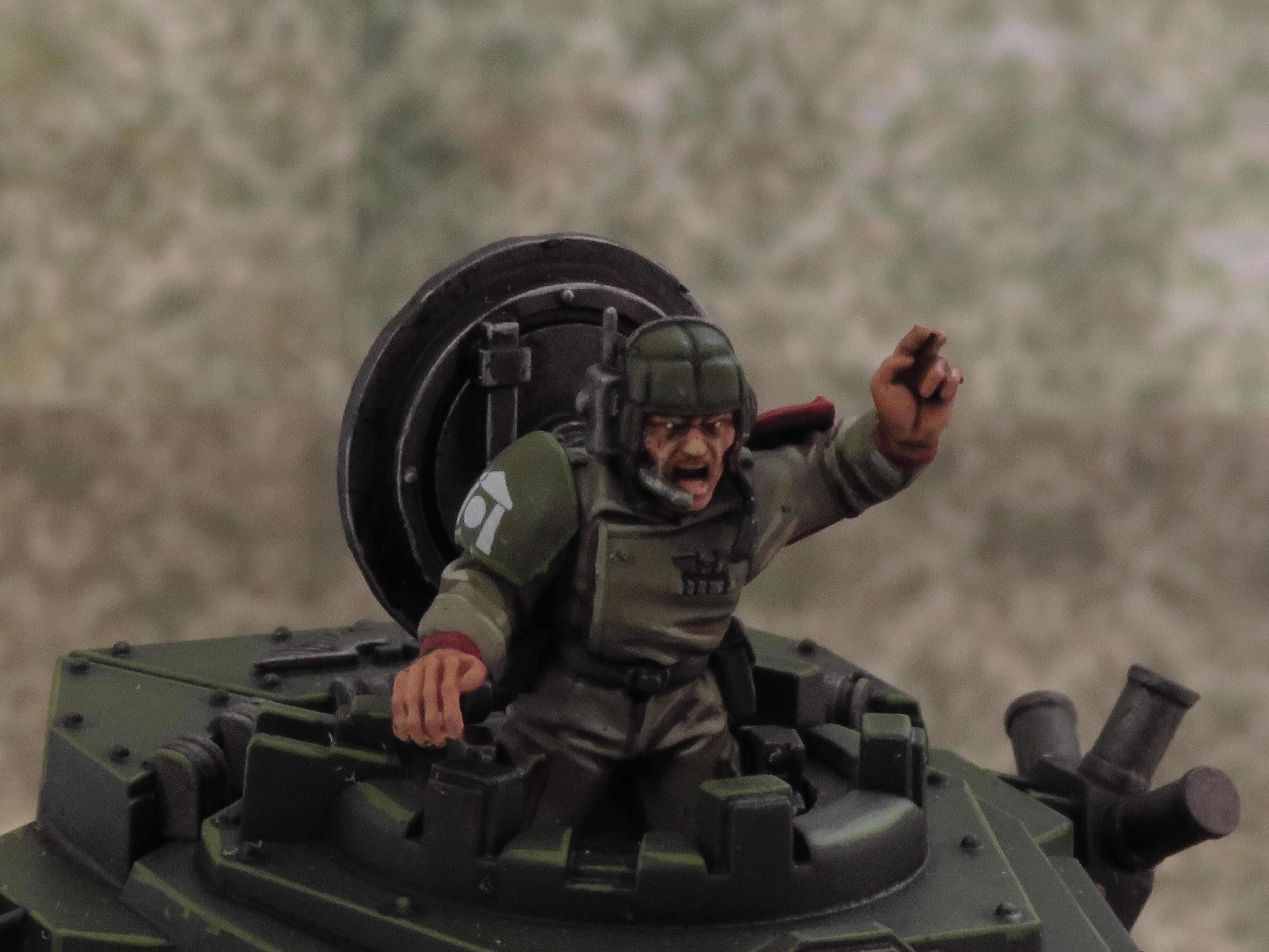 Imperial Guard, Leman Russ, Tank