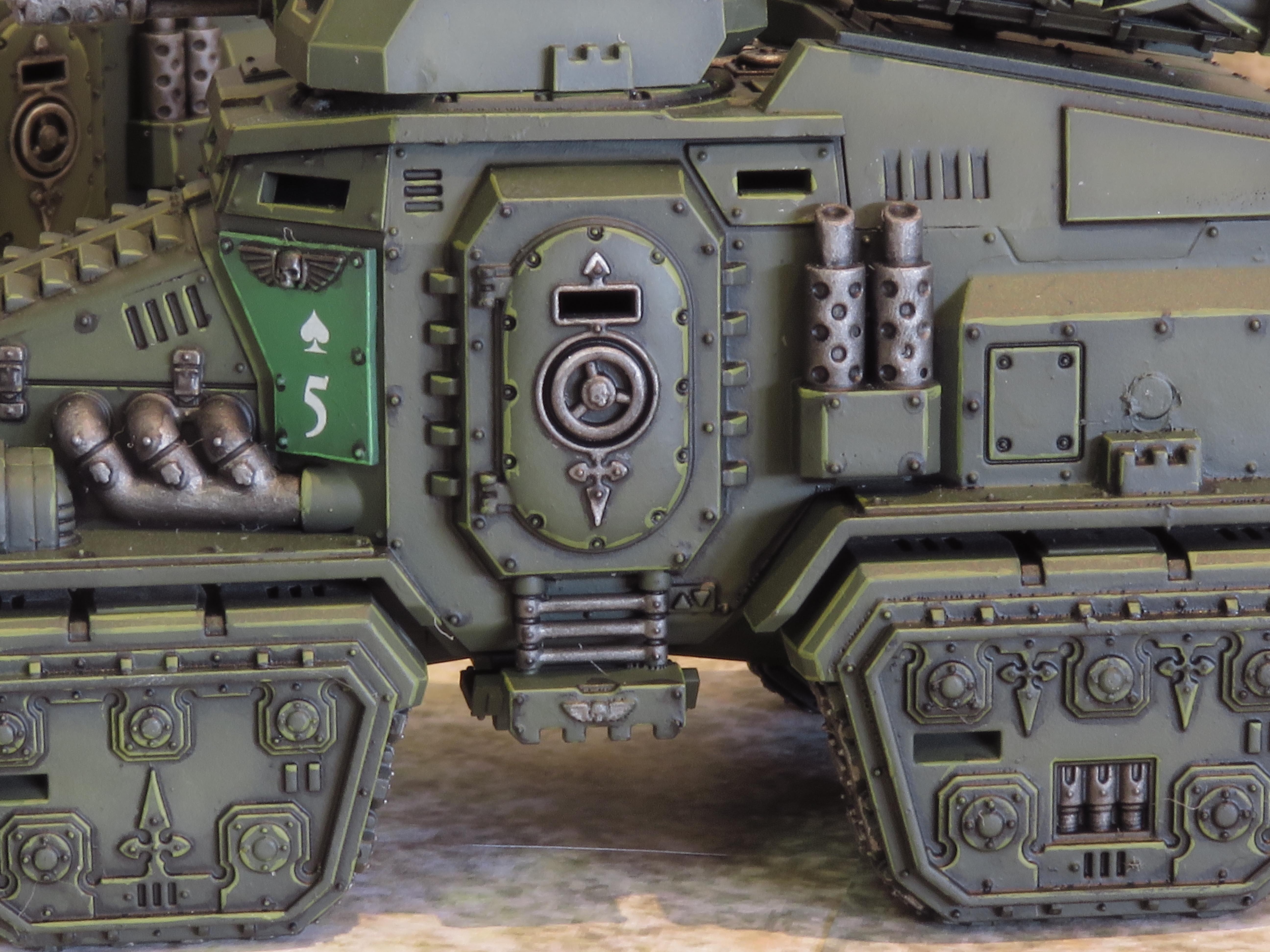 Imperial Guard, Taurox