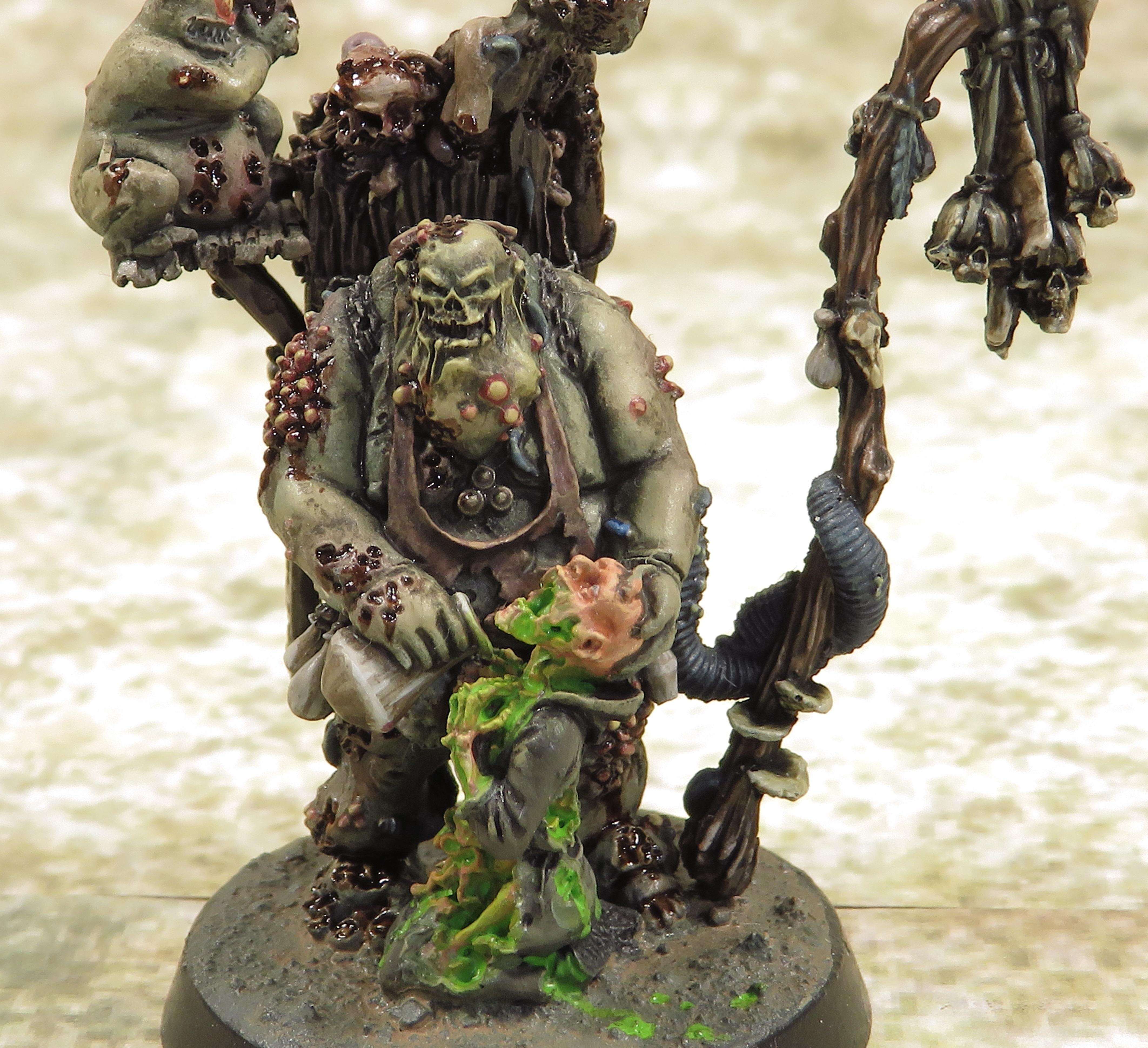 Age Of Sigmar, Blightkings, Nurgle