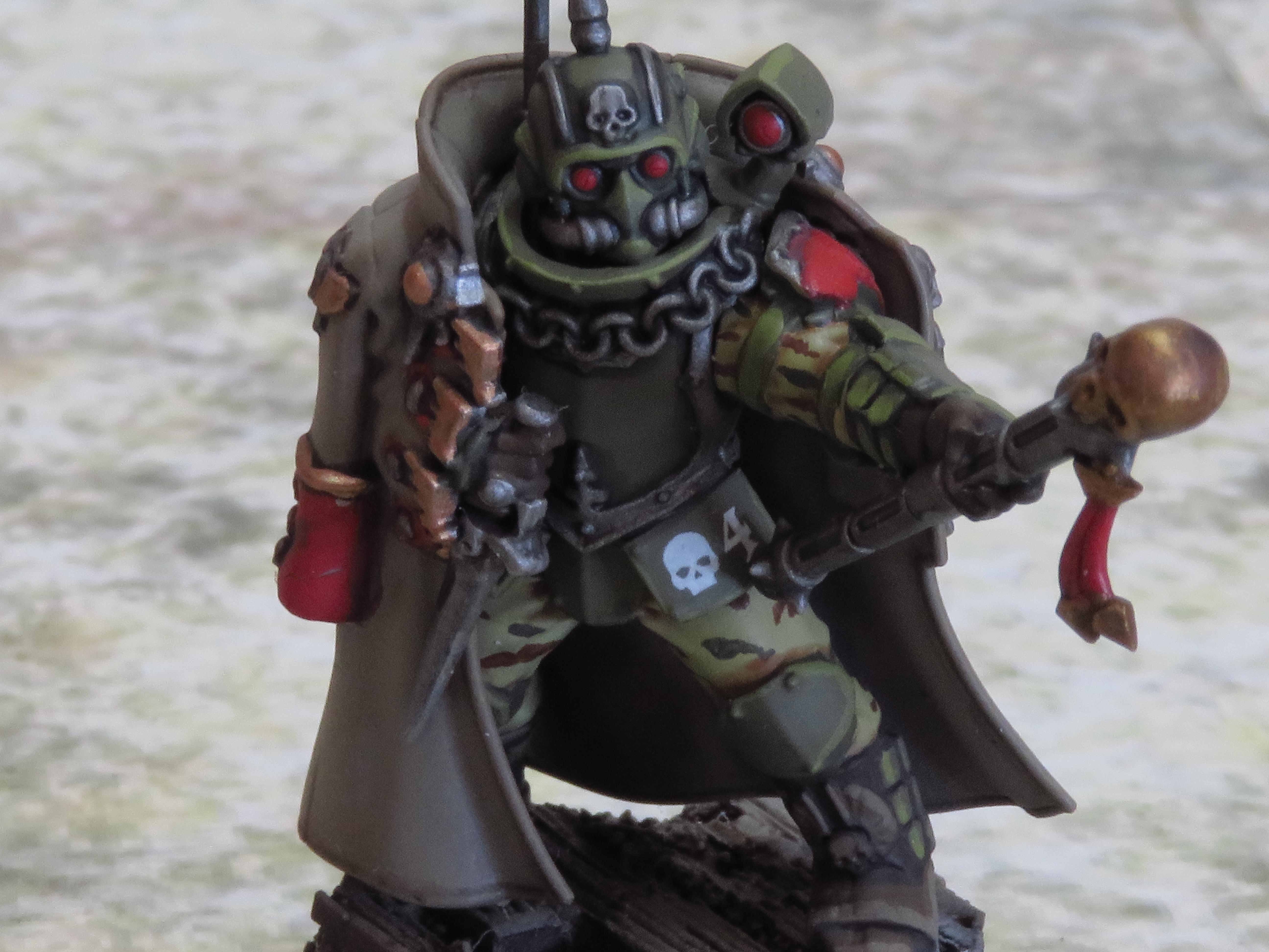 Imperial Guard, Scions