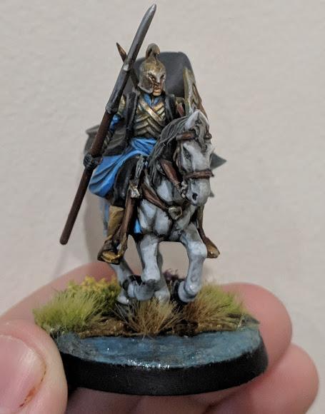 Cavalry, Knights, Rivendell