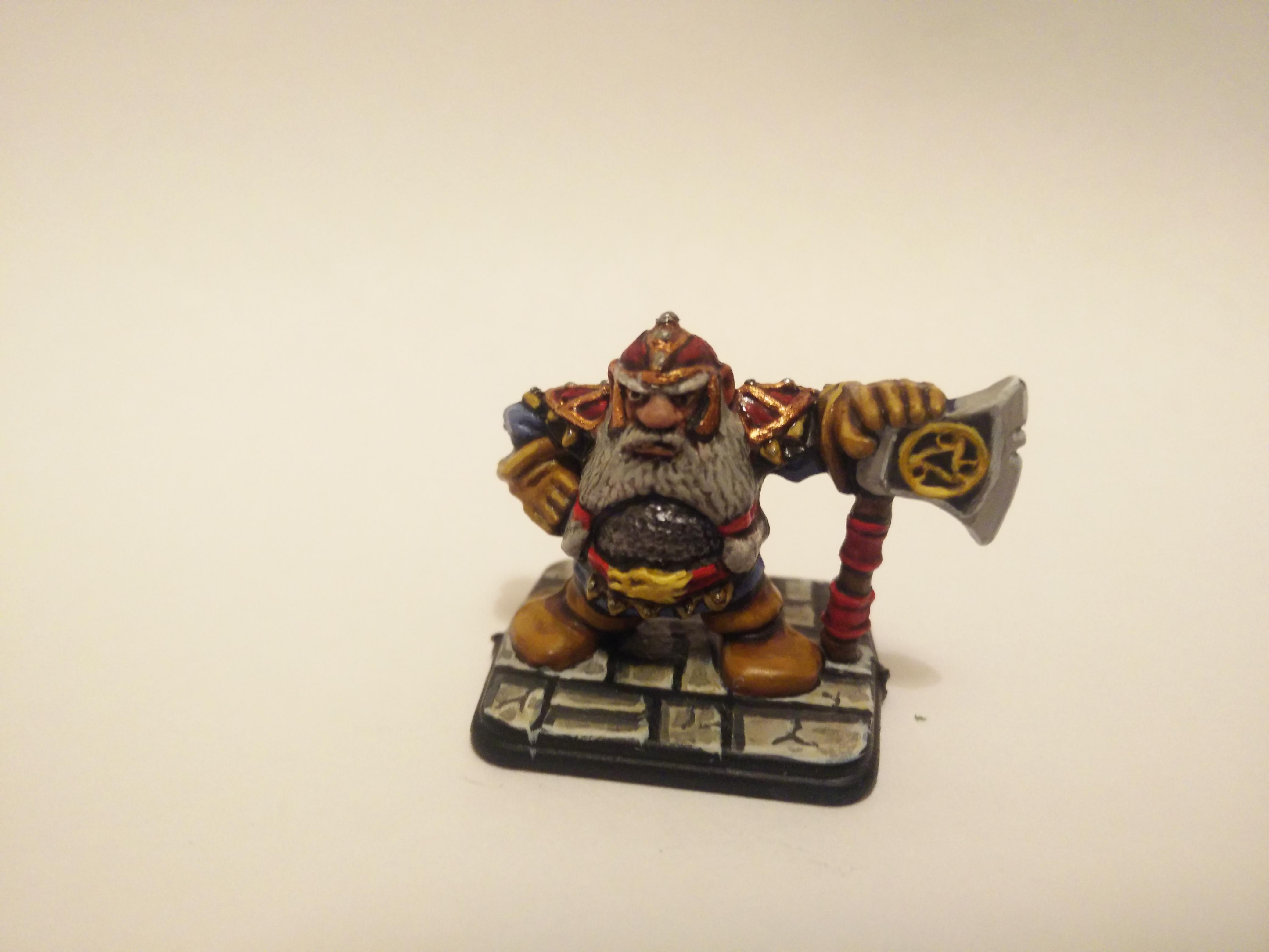 Dwarves, Heroquest, Warhammer Fantasy