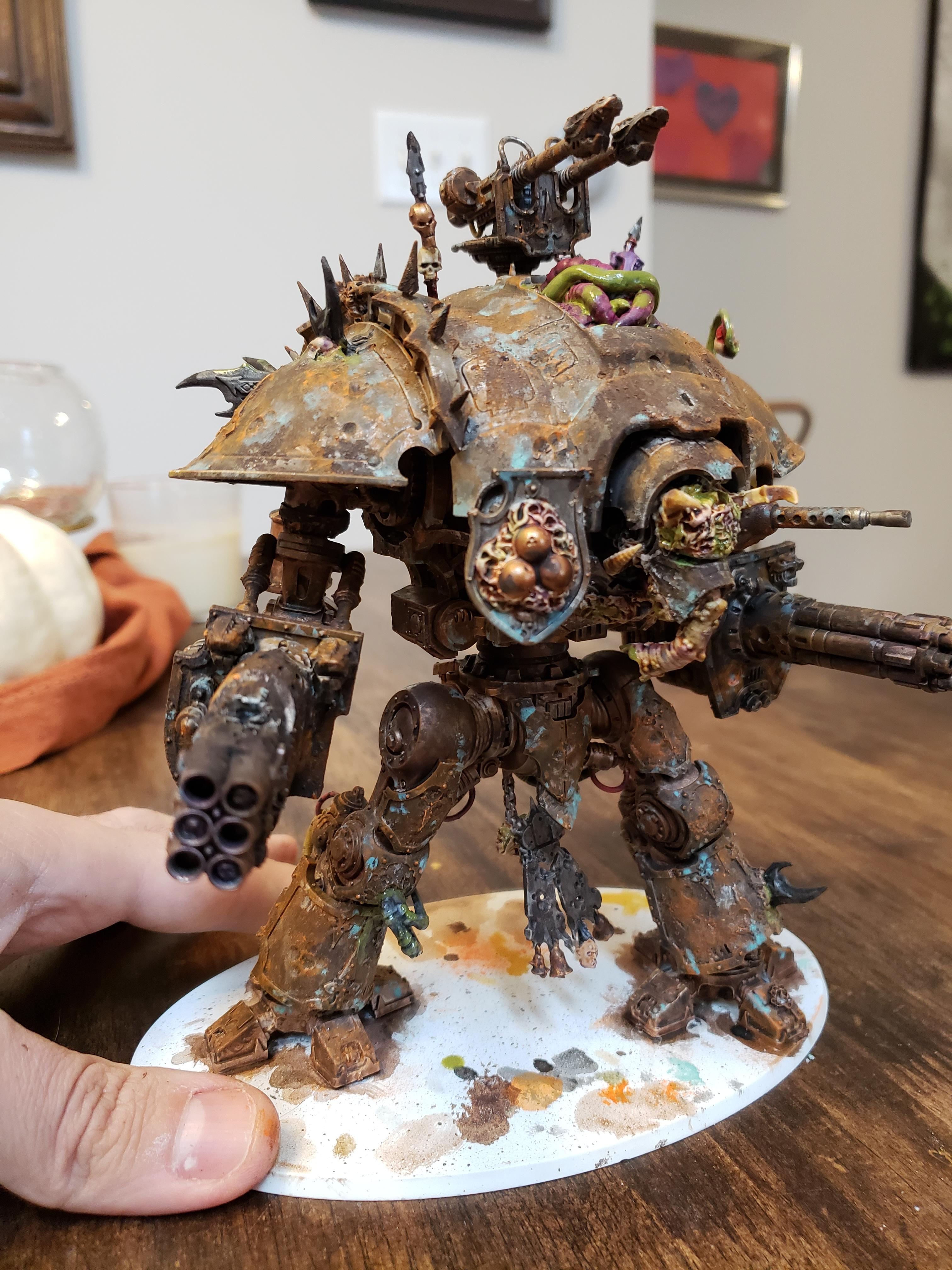 Imperial Knight, Nurgle