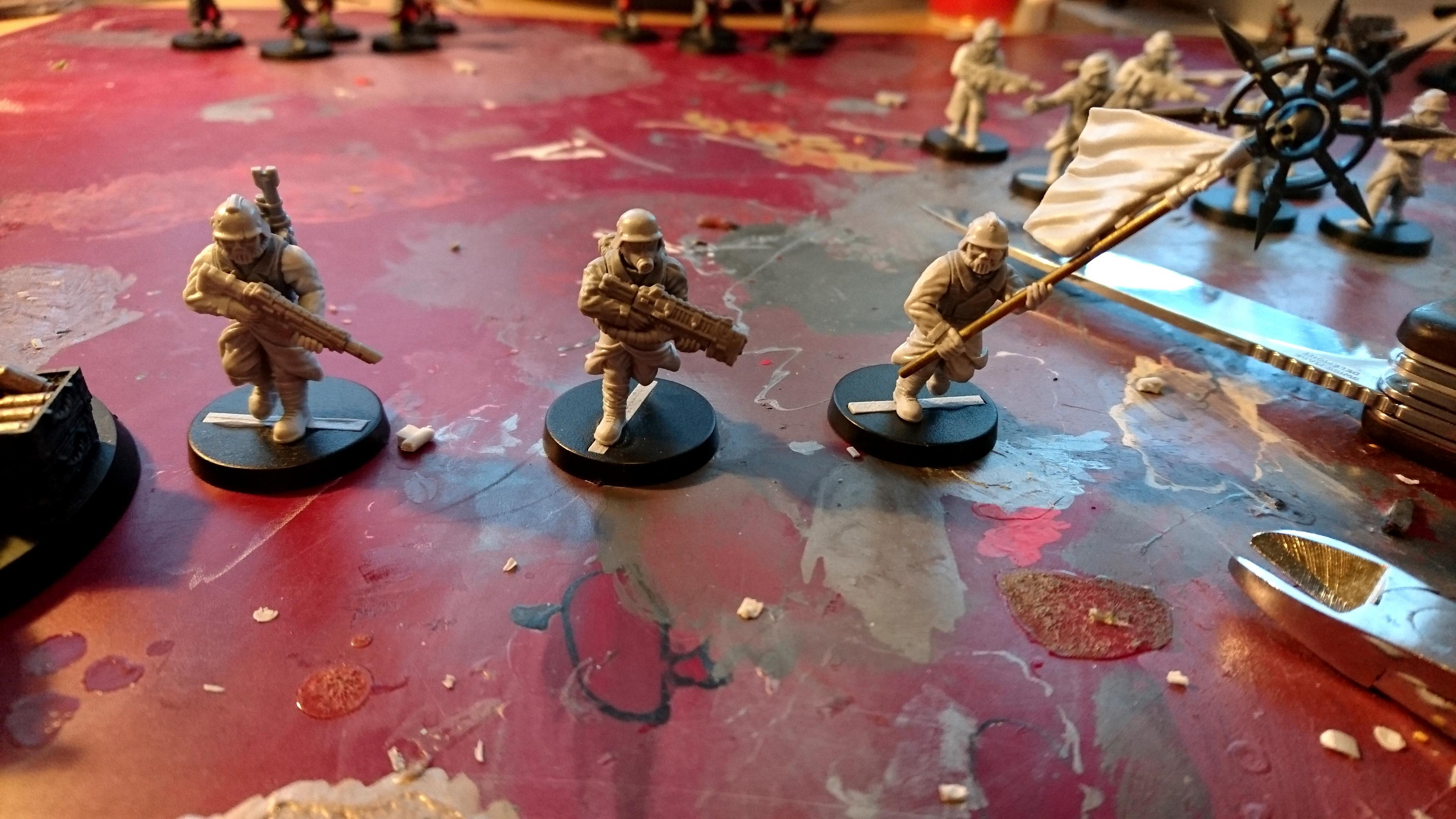 R&h, Renegades, 31. Mechanized Command Squad