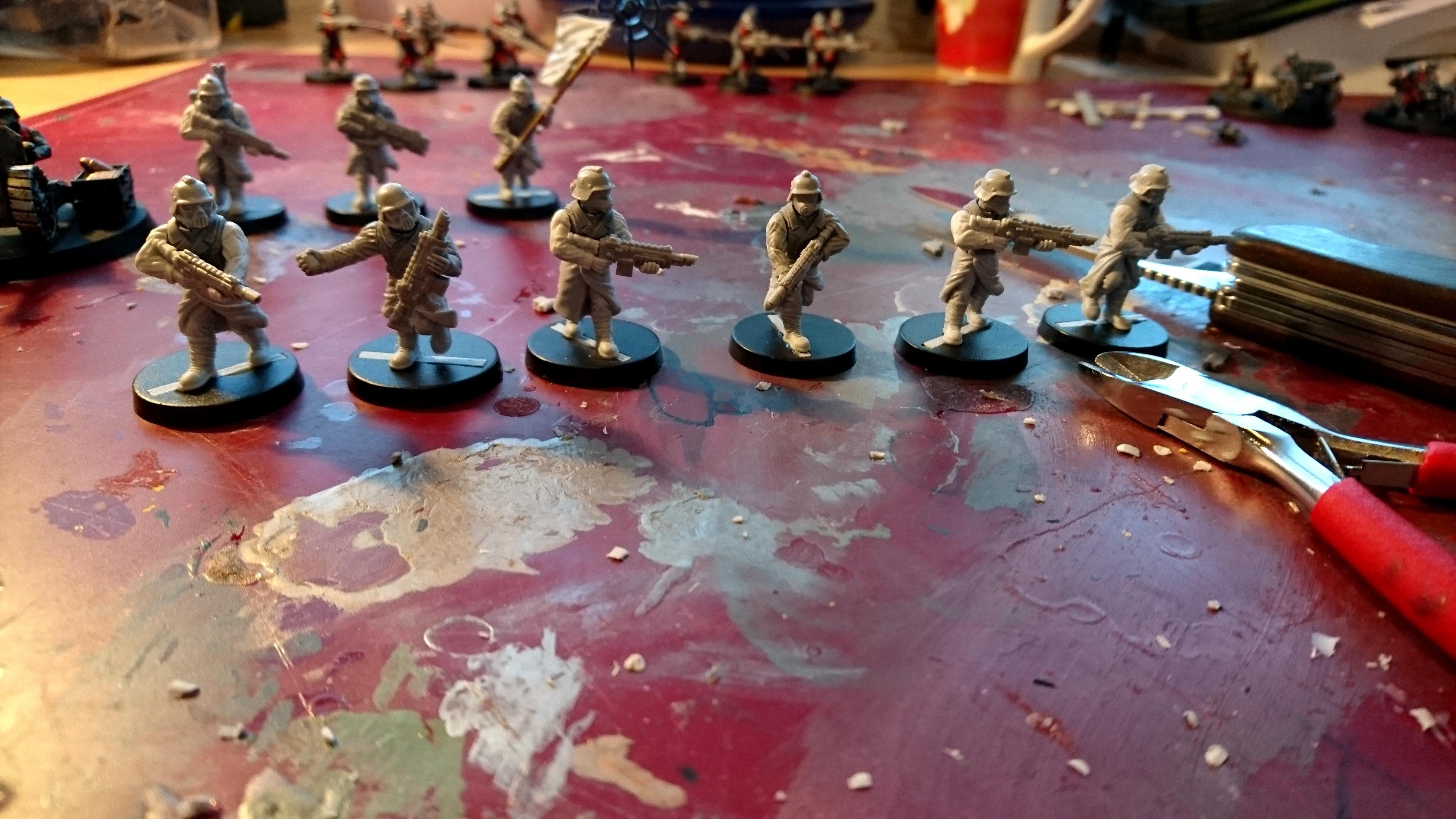 R&h, 31. Mechanized Command Squad