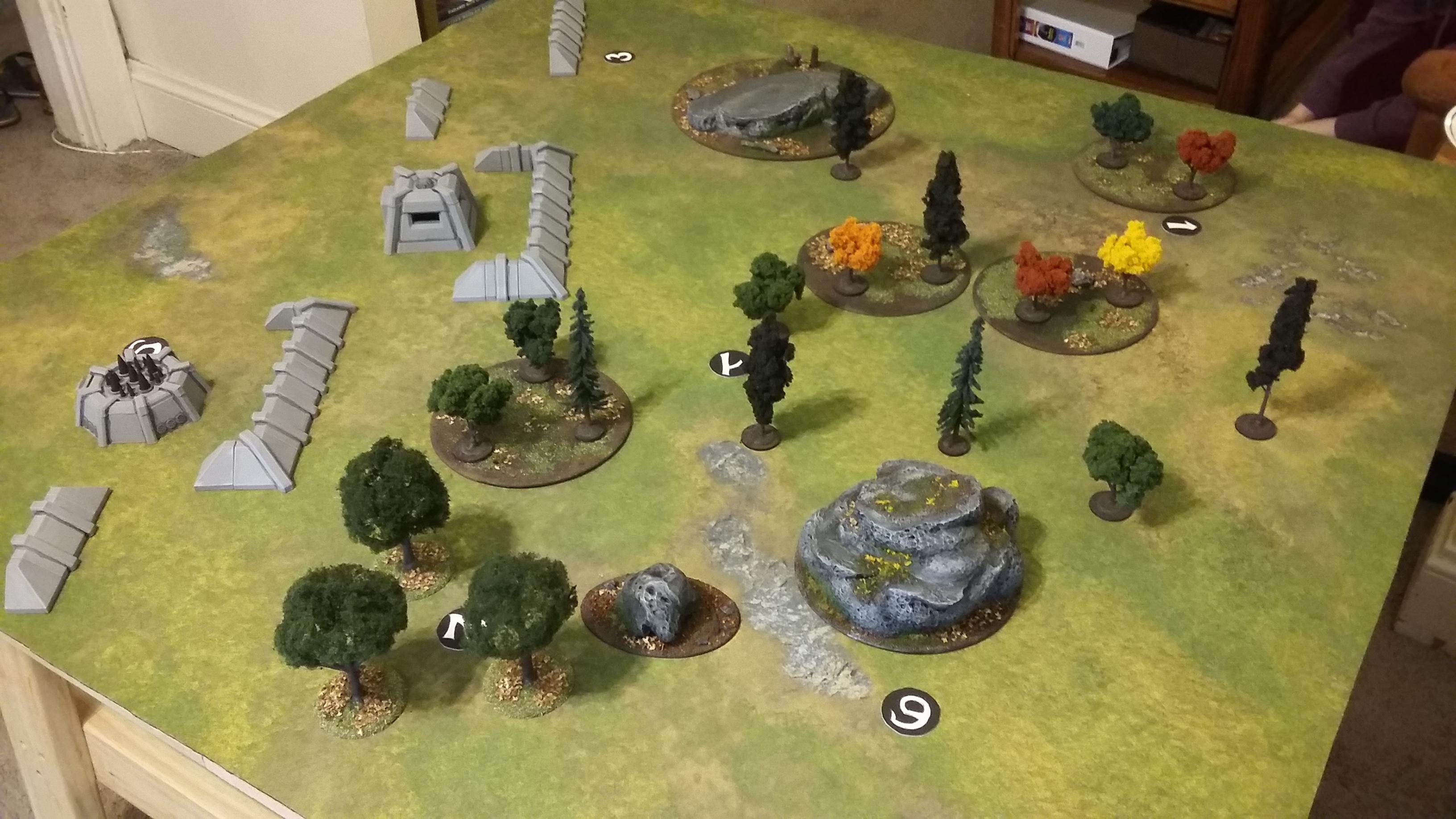 Aeldari, Battle Report, Eldar, Imperial Guard
