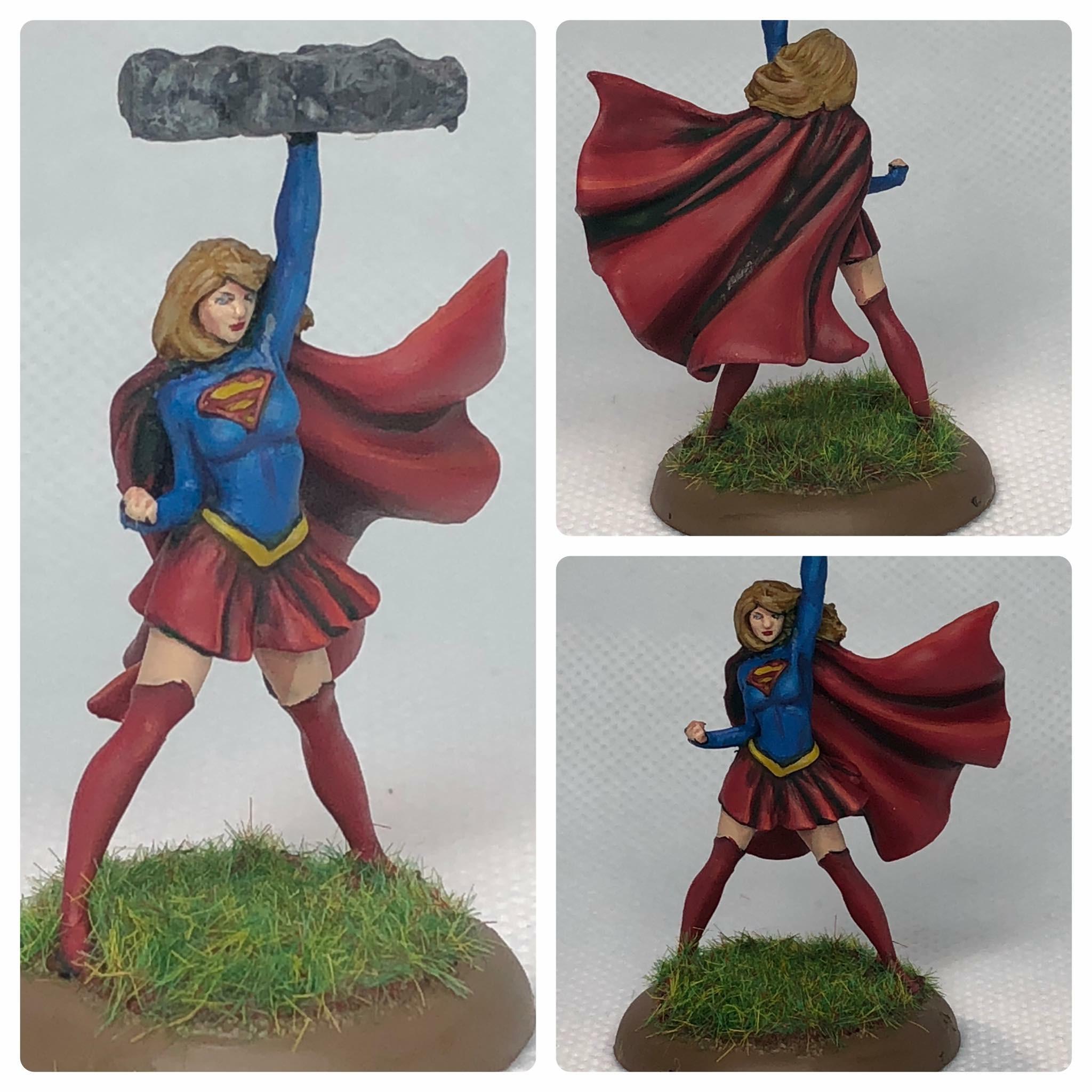 Dc, Supergirl, Superhero