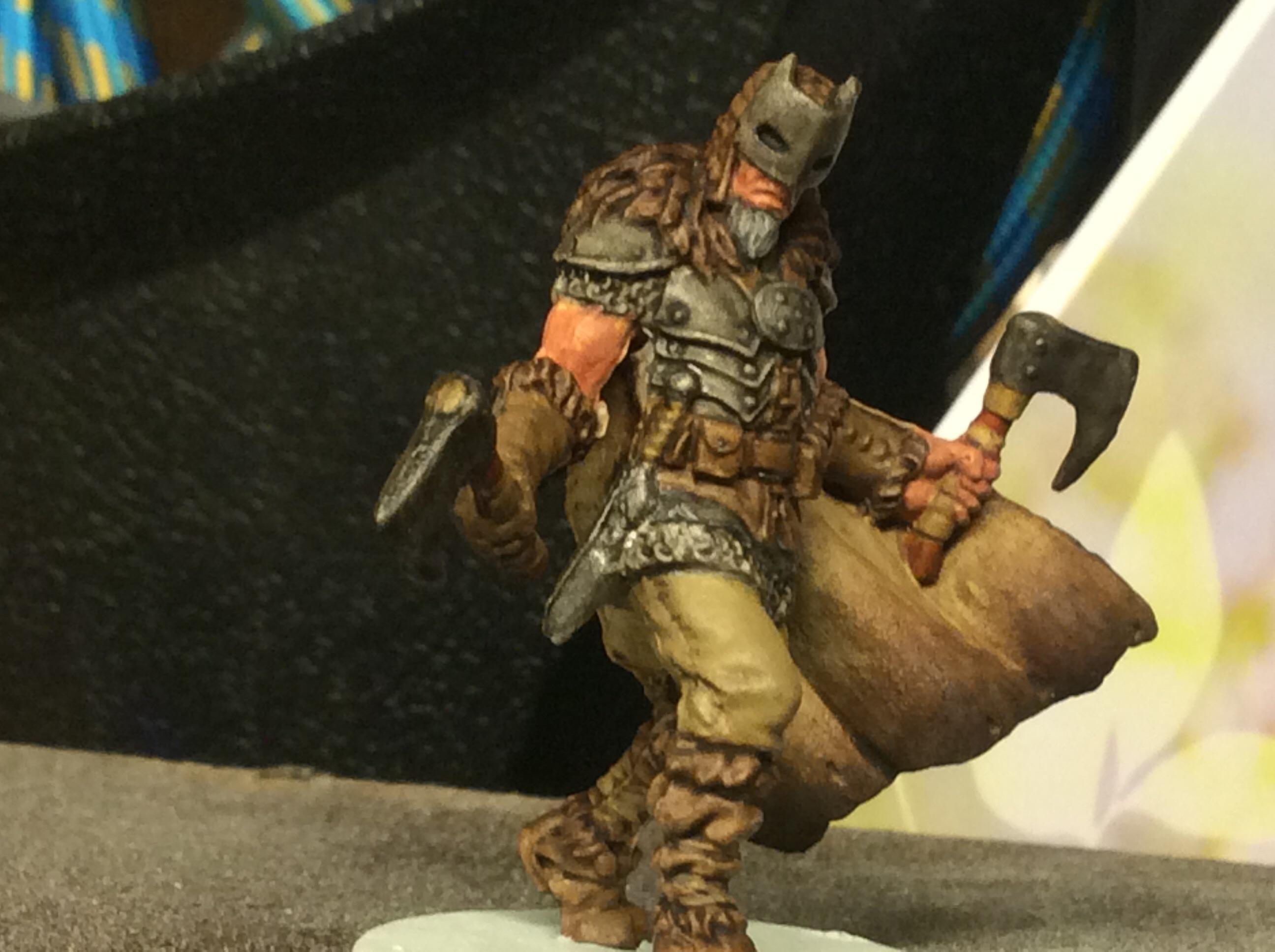 Batman, Cmon, Knights, Medieval, Superhero, Zombiecide
