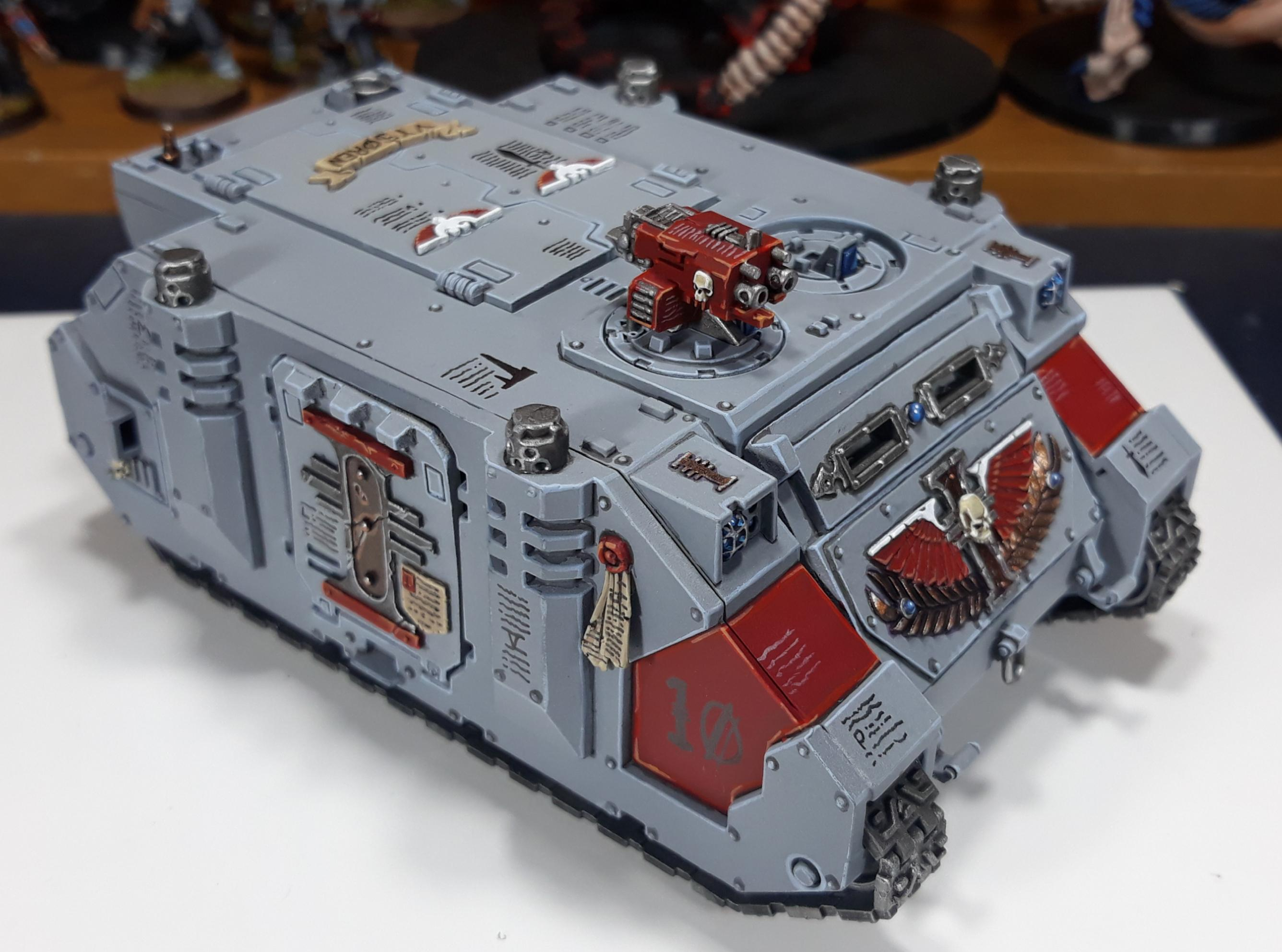Predator Done front (Rhino Version)
