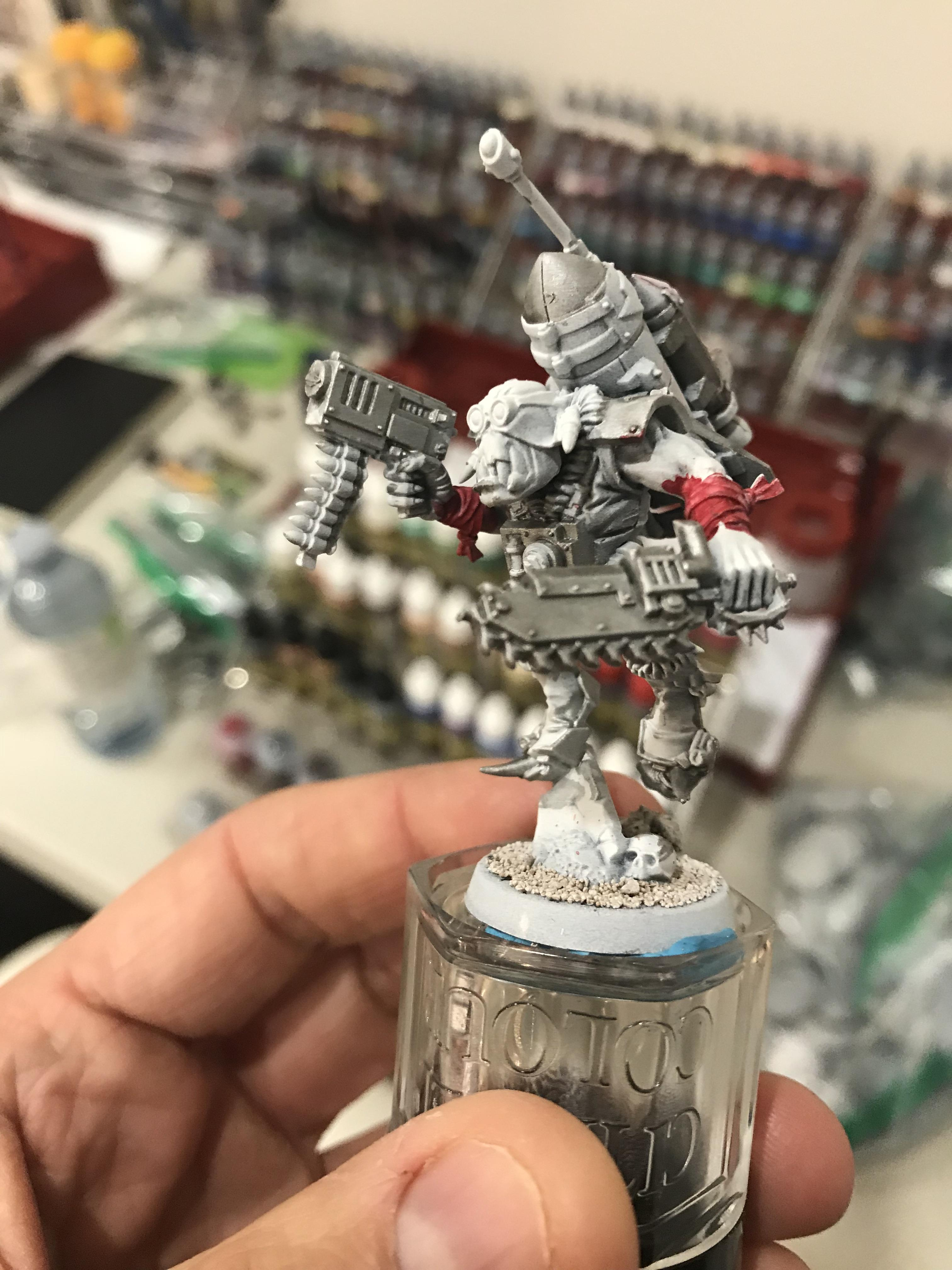 Max's second Space Ork