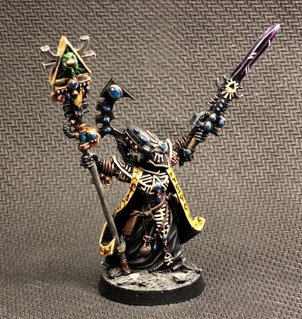 Aeldari, Craftworlds, Eldar, Eldrad Ulthran, Farseer, Psyker, Space Elf, Ulthwe, Warhammer 40,000