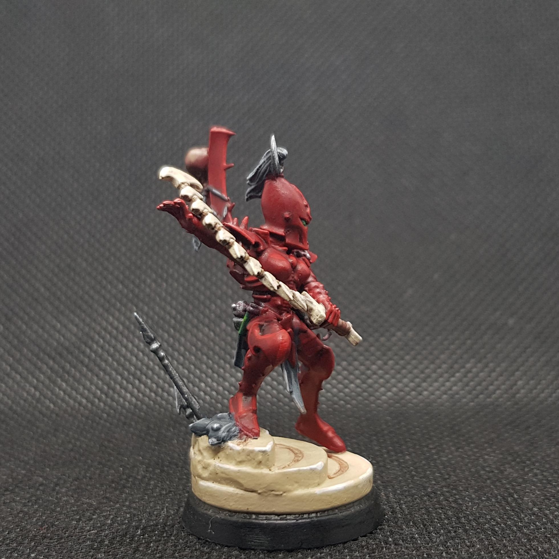 Archon, Dark Eldar, Drukhari, Kabal, Kabalite, Warhammer 40,000, Warhammer Fantasy, Warriors