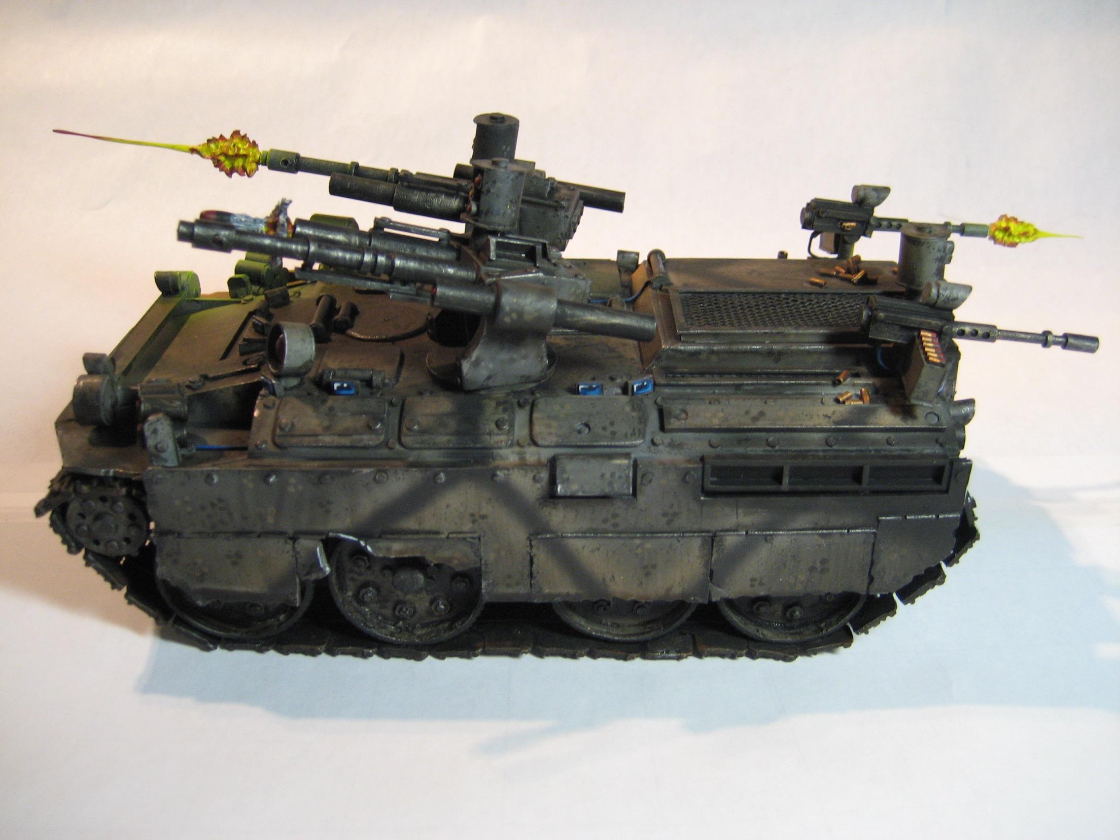 Afv, Apc, Tank, POLEMOS