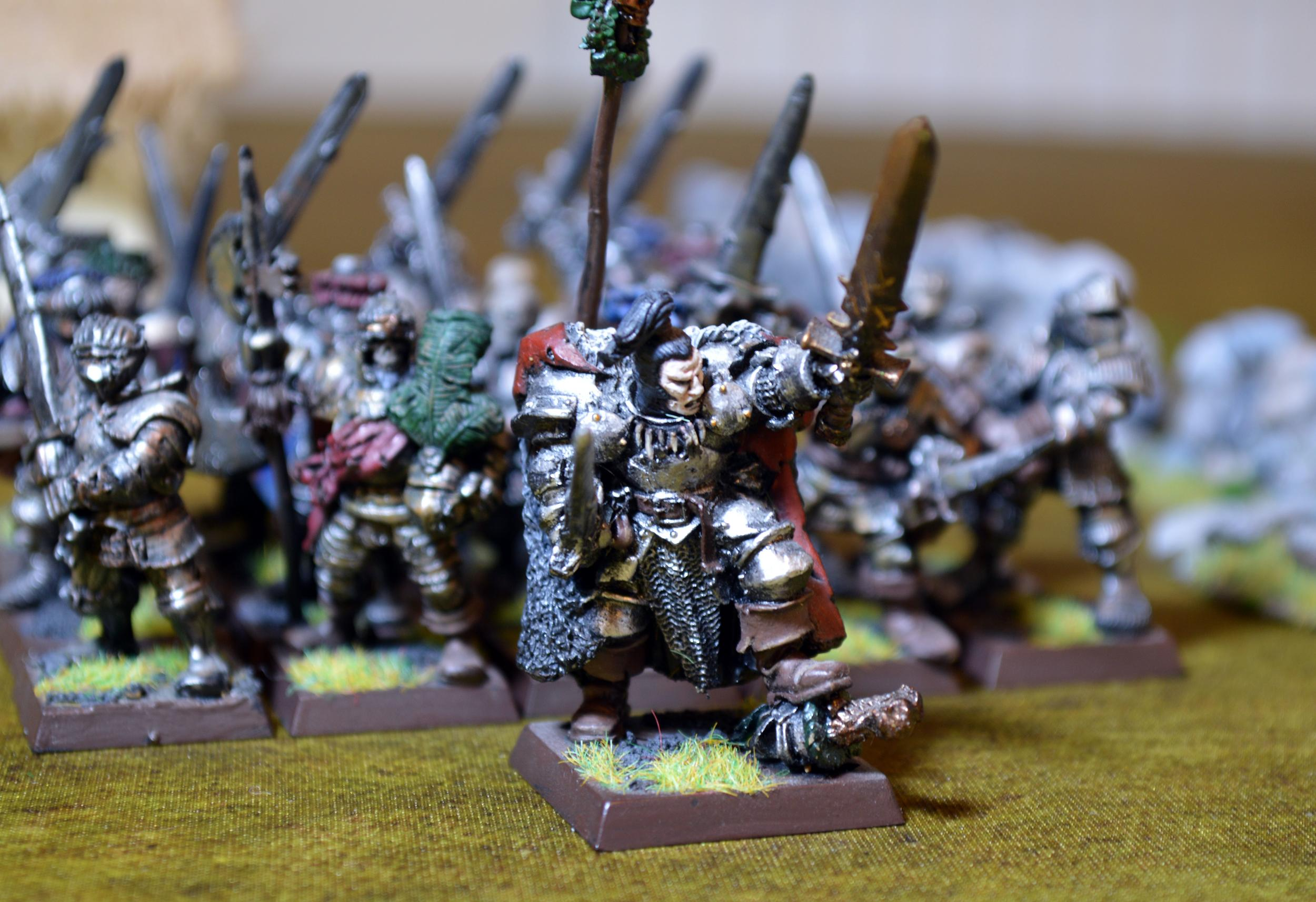 Vampire Count Blood Knight General