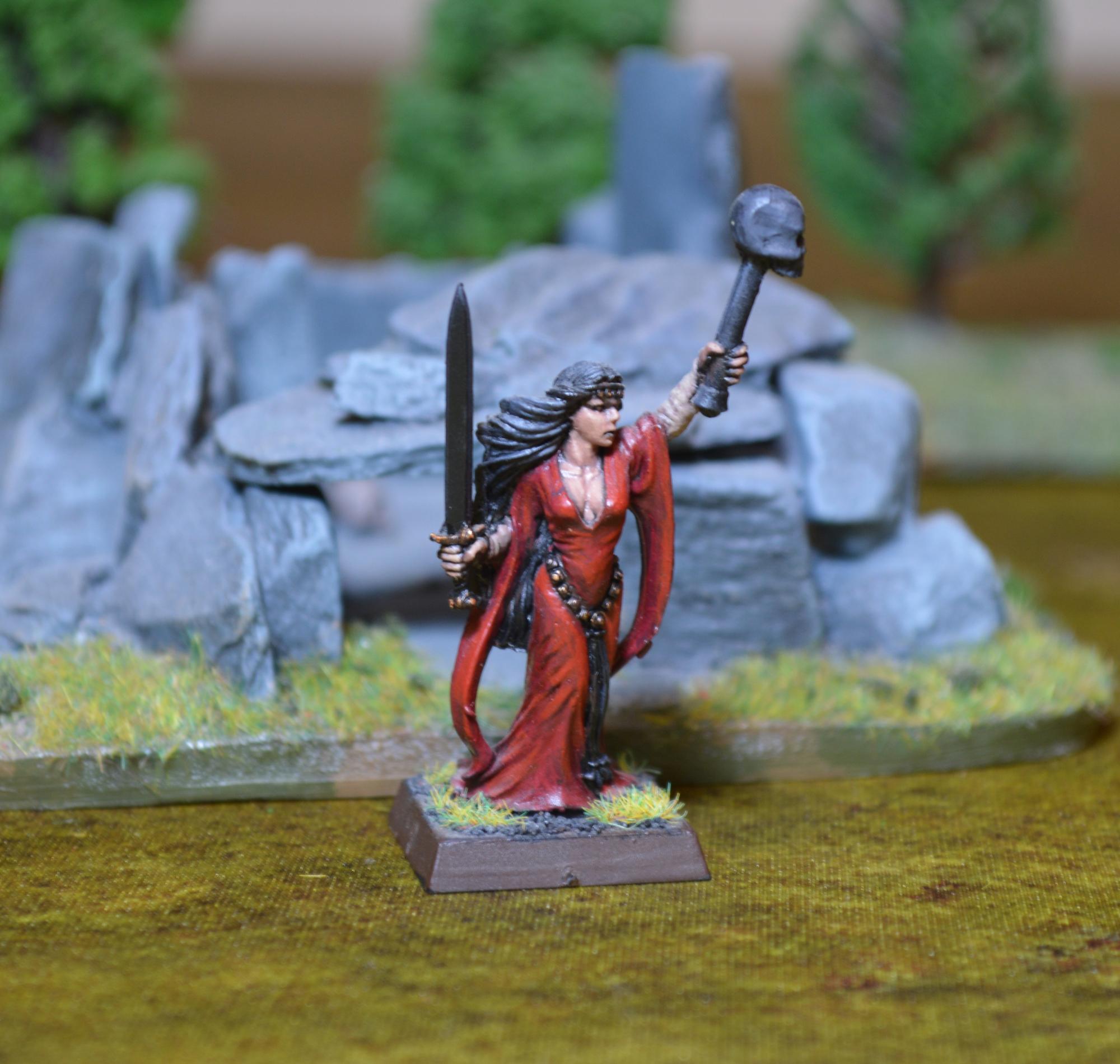 Countess, Necromancer, Vampire