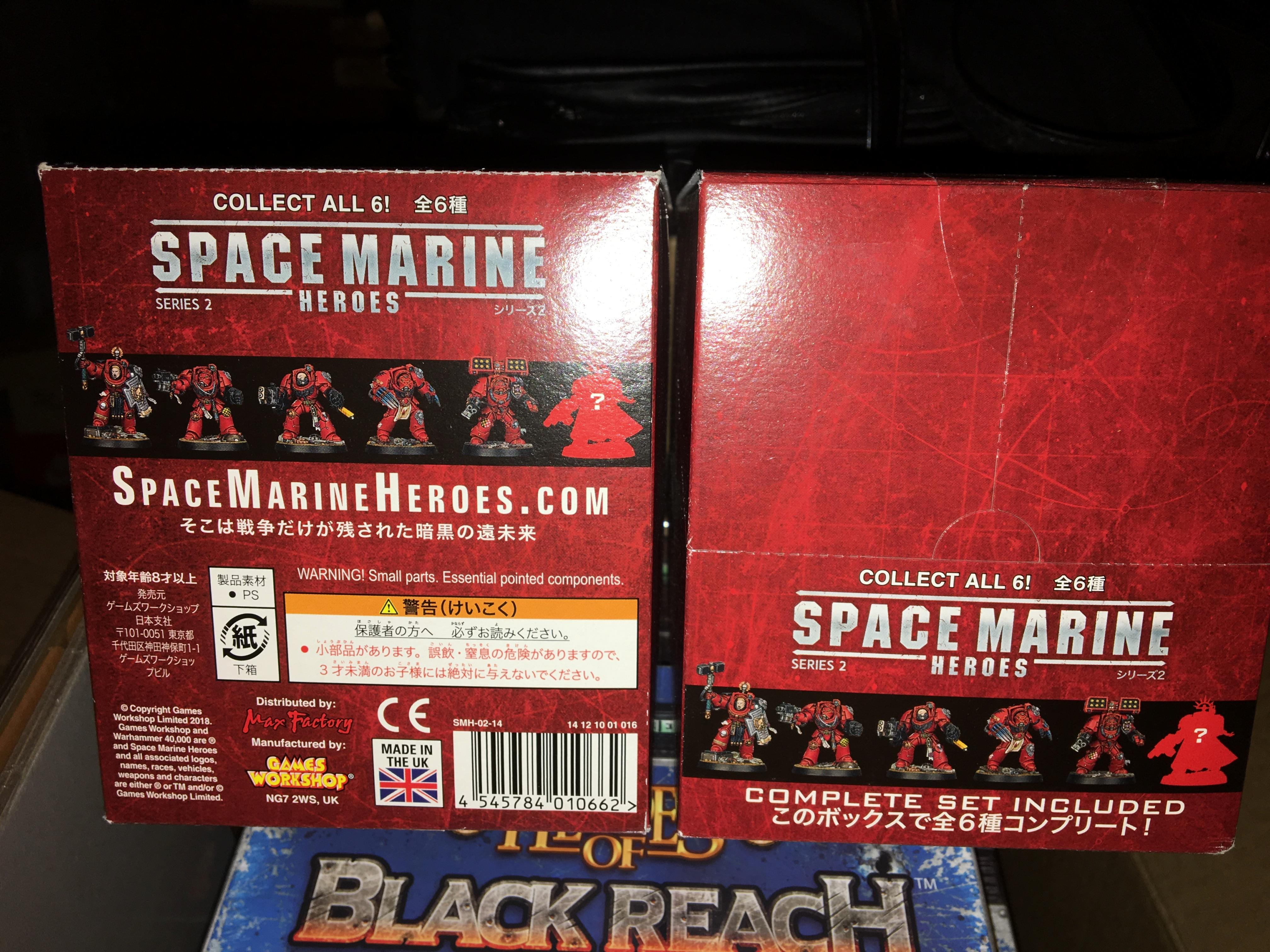 2 boxes worth
