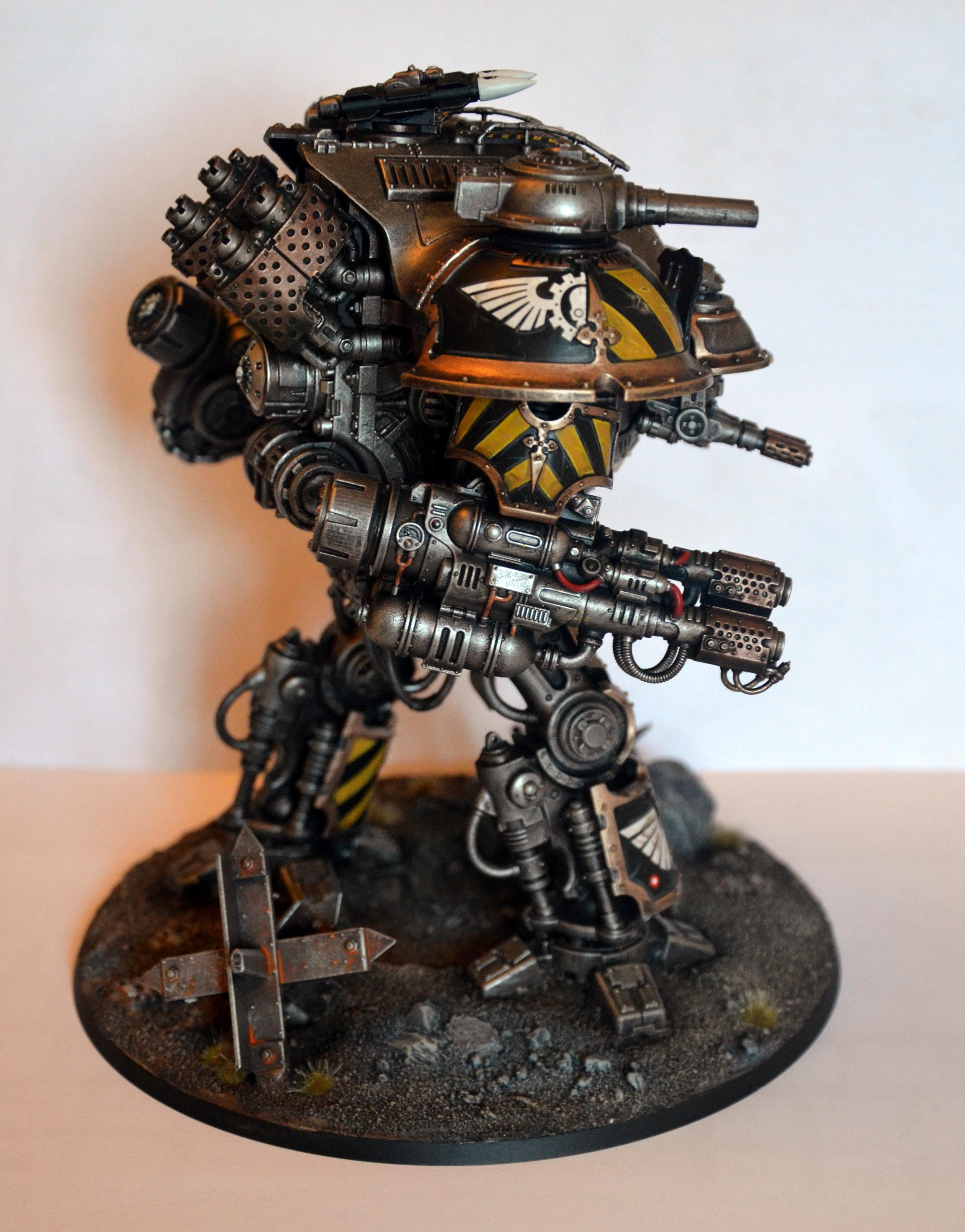 Imperial Knights, Iron Warriors, Valiant