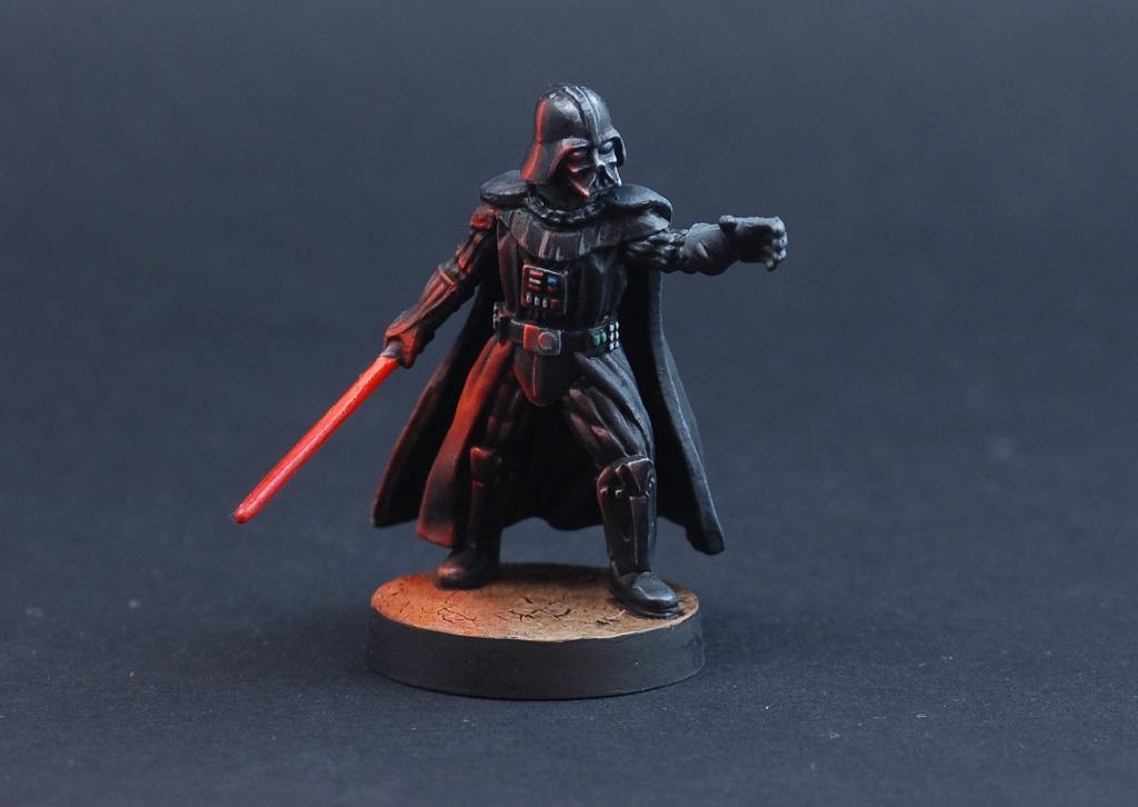 Darth Vader, Star Wars, Star Wars Legion