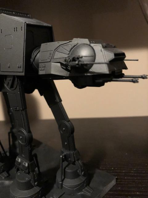 Star Wars At-at, AT-AT (Front Detail)
